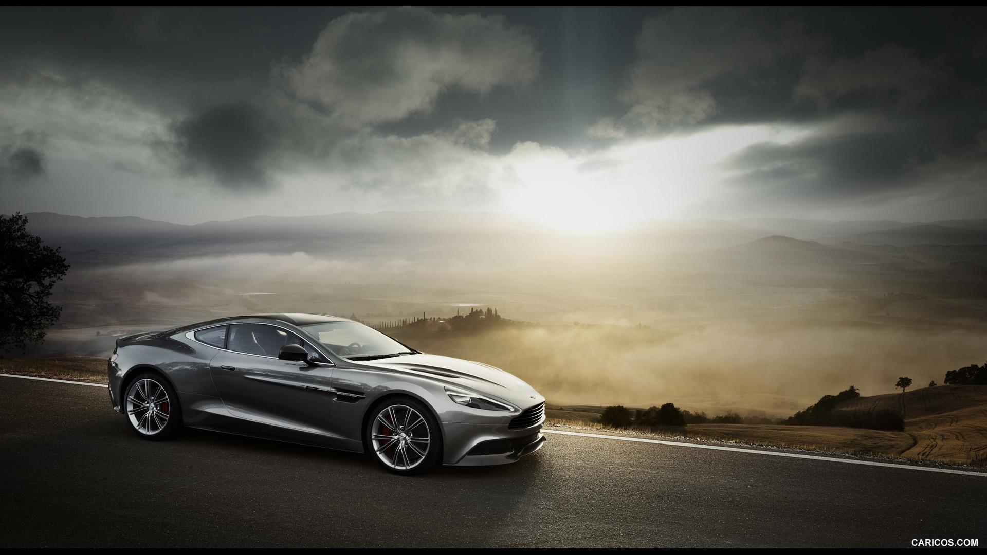 Aston Martin Vanquish 2018 Wallpaper (62+ images)