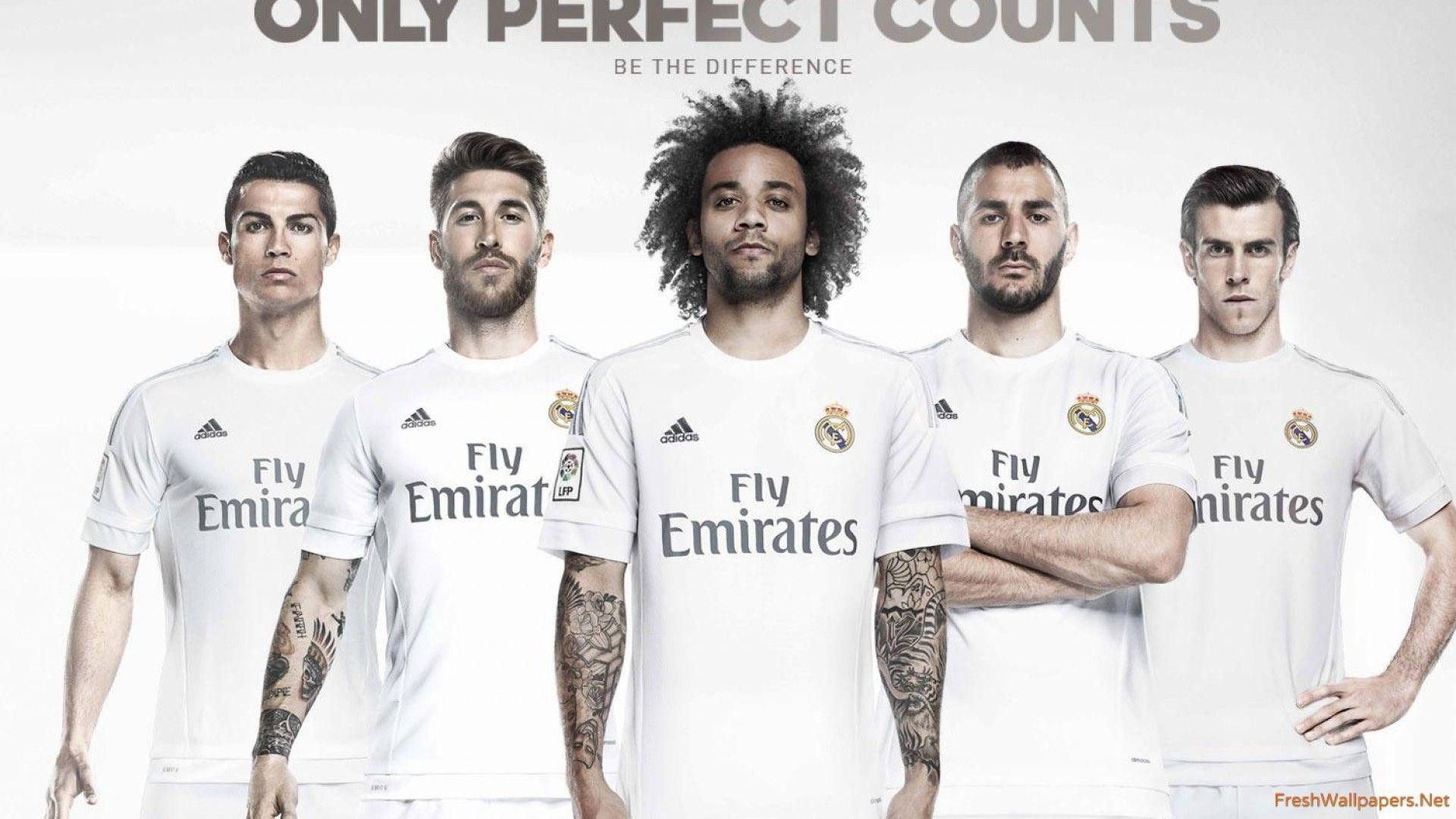 1920x1080 Real Madrid Wallpapers Full HD 2016 - Wallpaper Cave