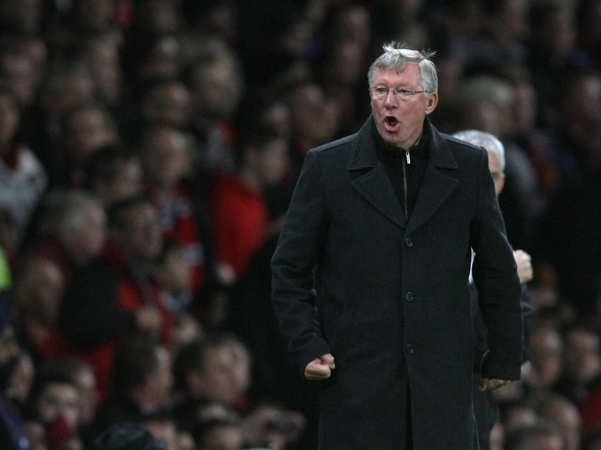 2048x1536 Sir Alex Ferguson hit with a belt: School punishments played part in  success at Manchester United, and may have inspired 'hairdryer' treatment |  The ...