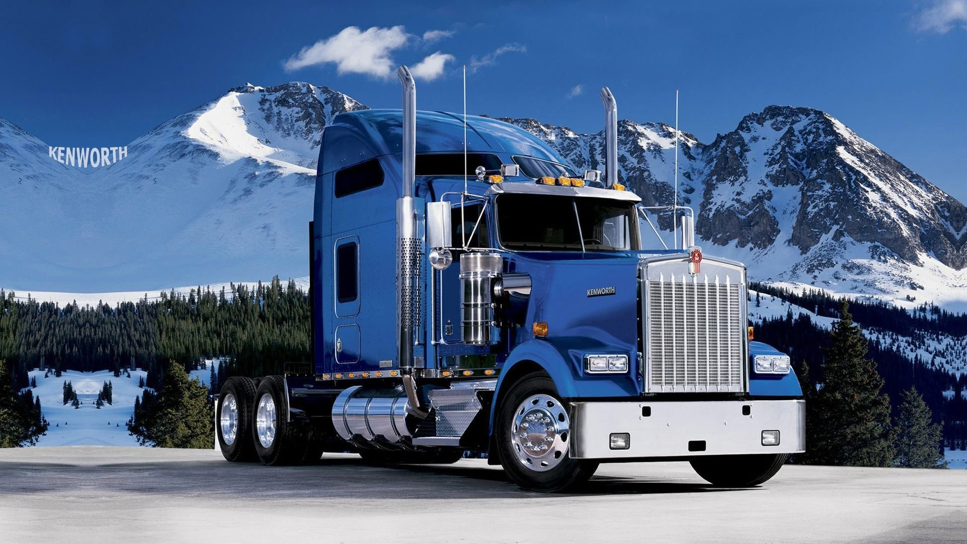 1920x1080  HD Wallpaper | Background Image ID:250464. Vehicles Kenworth