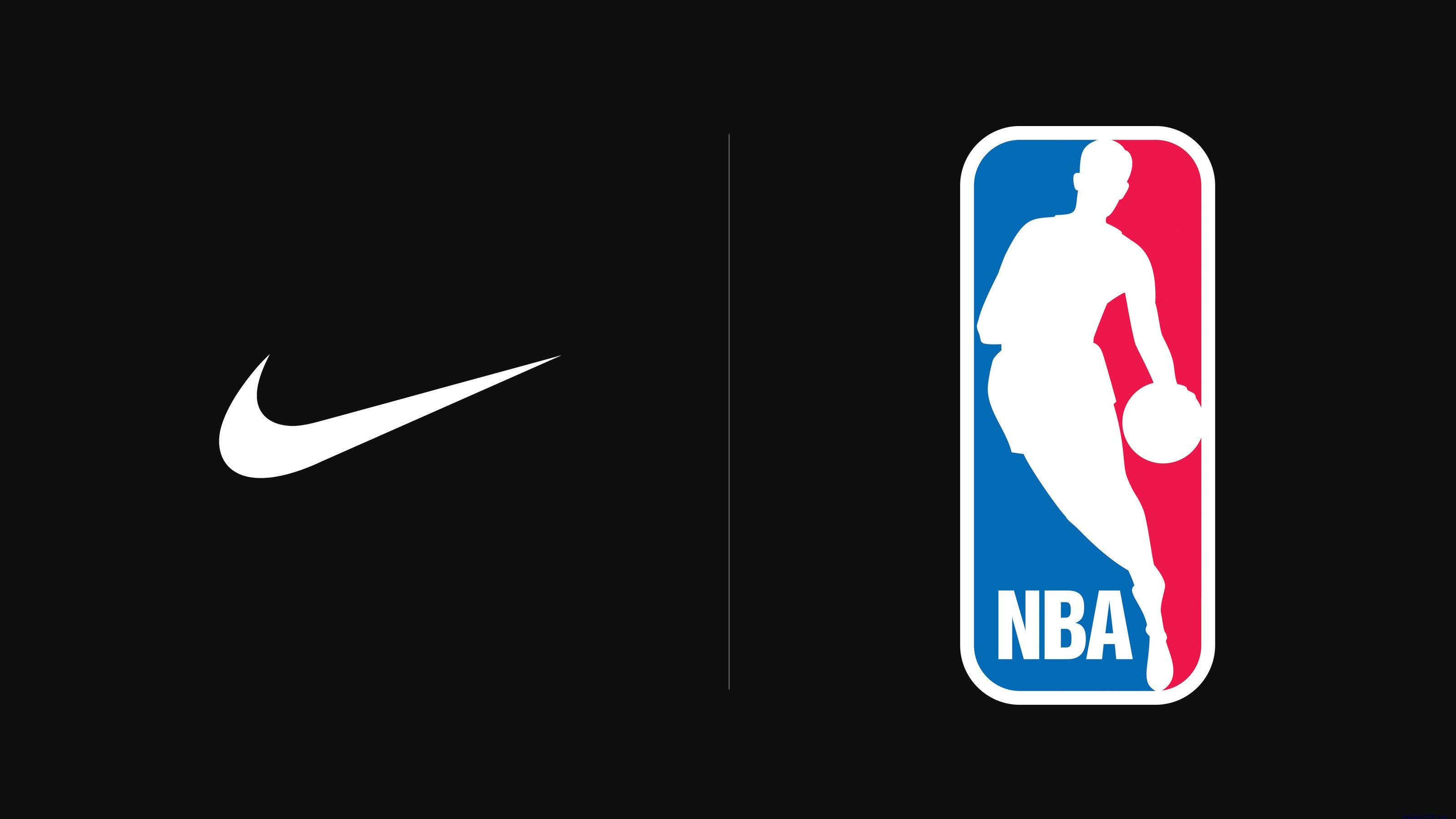 3200x1800 Nike NBA logo original wallpaper