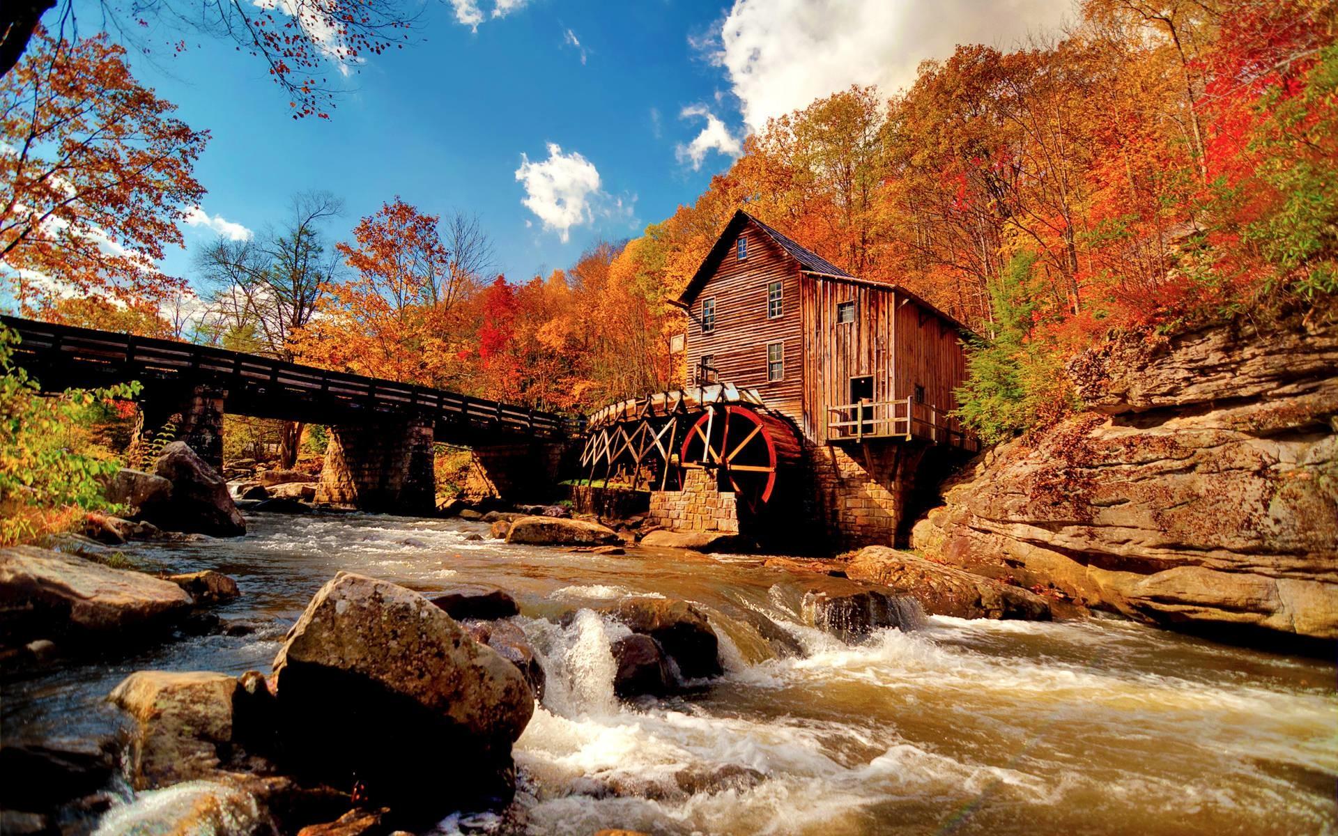 Beautiful Fall Desktop Wallpaper 74 Images