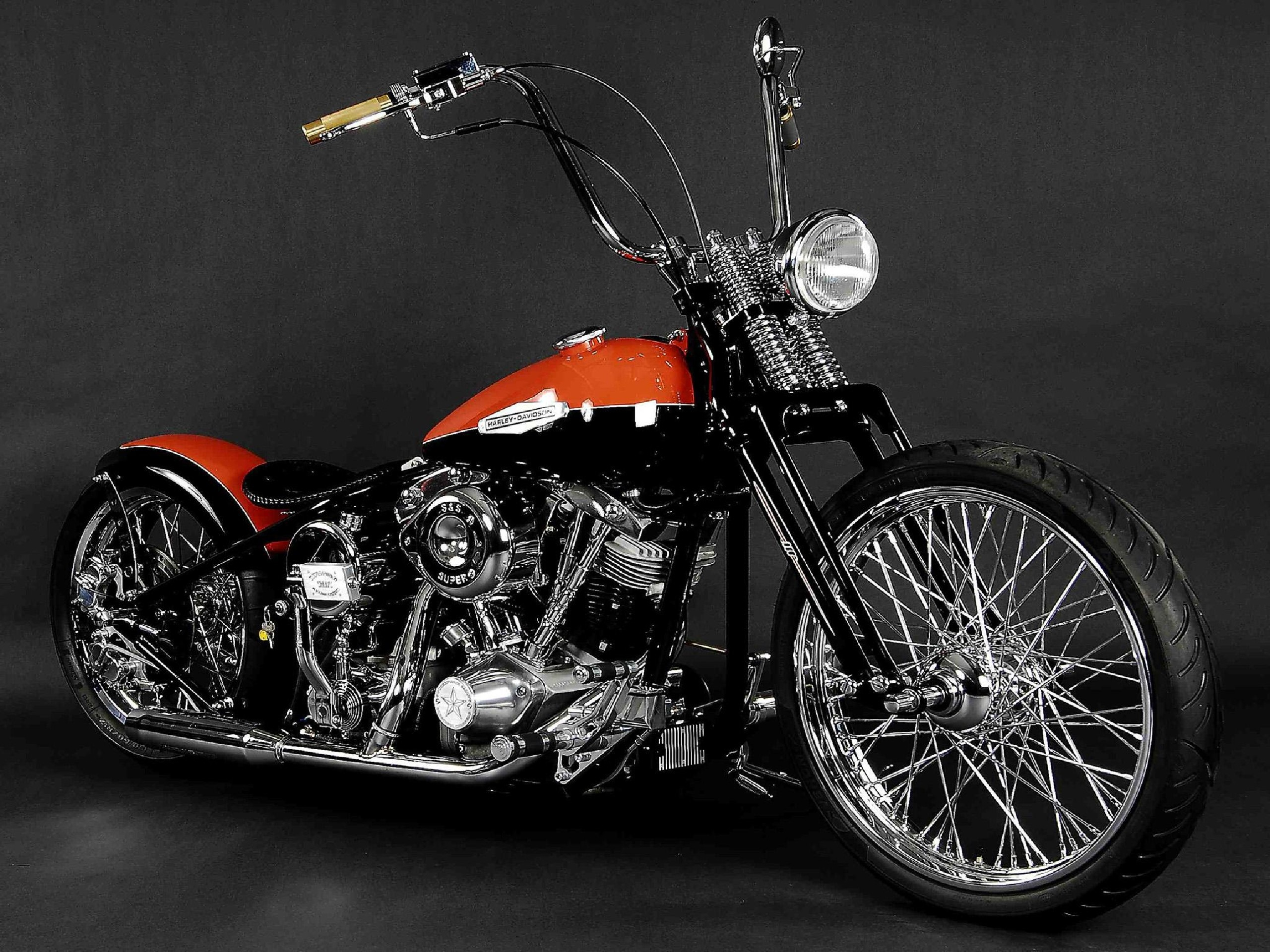 Harley Davidson Wallpaper HD (74+ images)