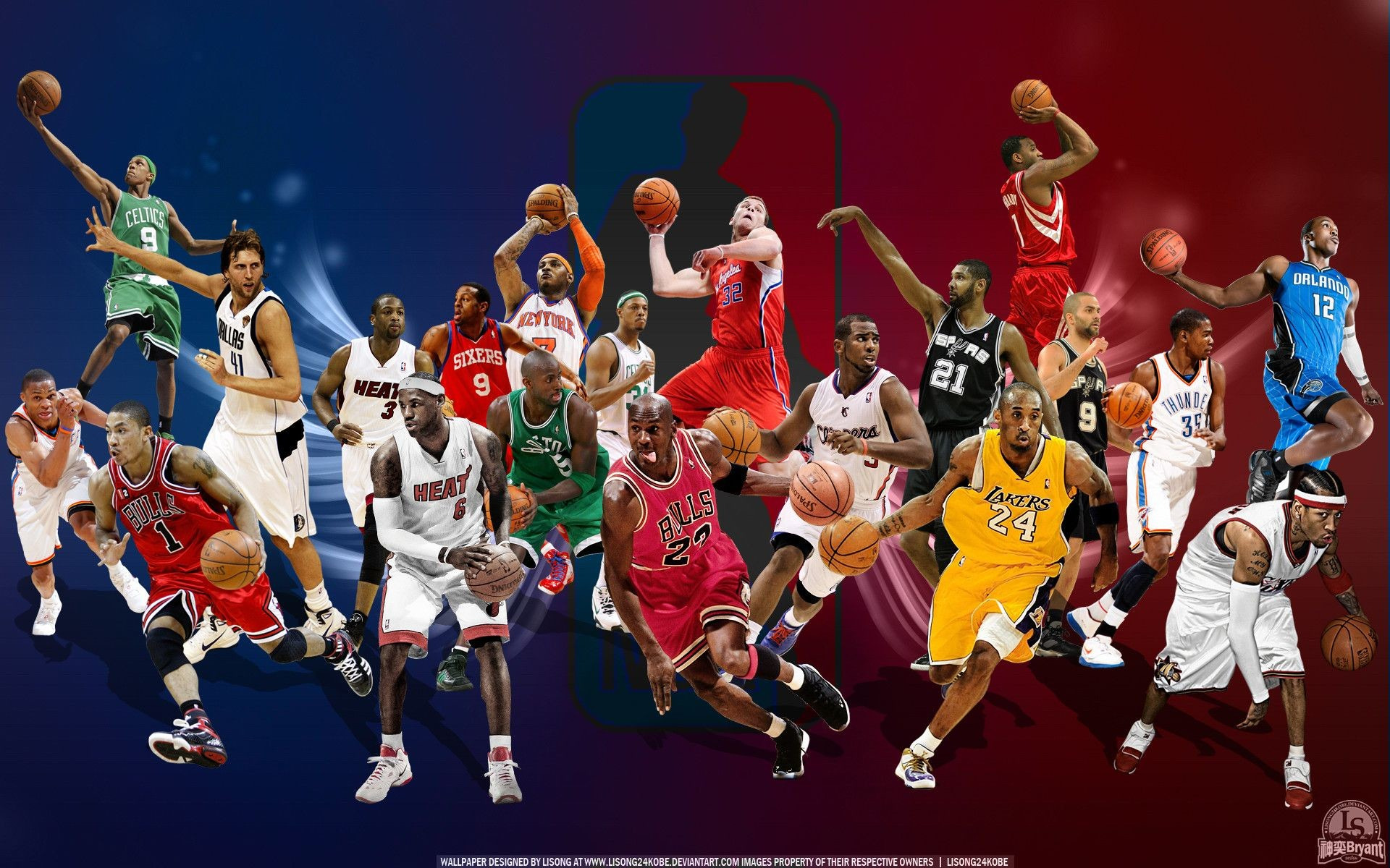 Cool Basketball Player Wallpapers: NBA Wallpapers 2018 HD (69+ Images