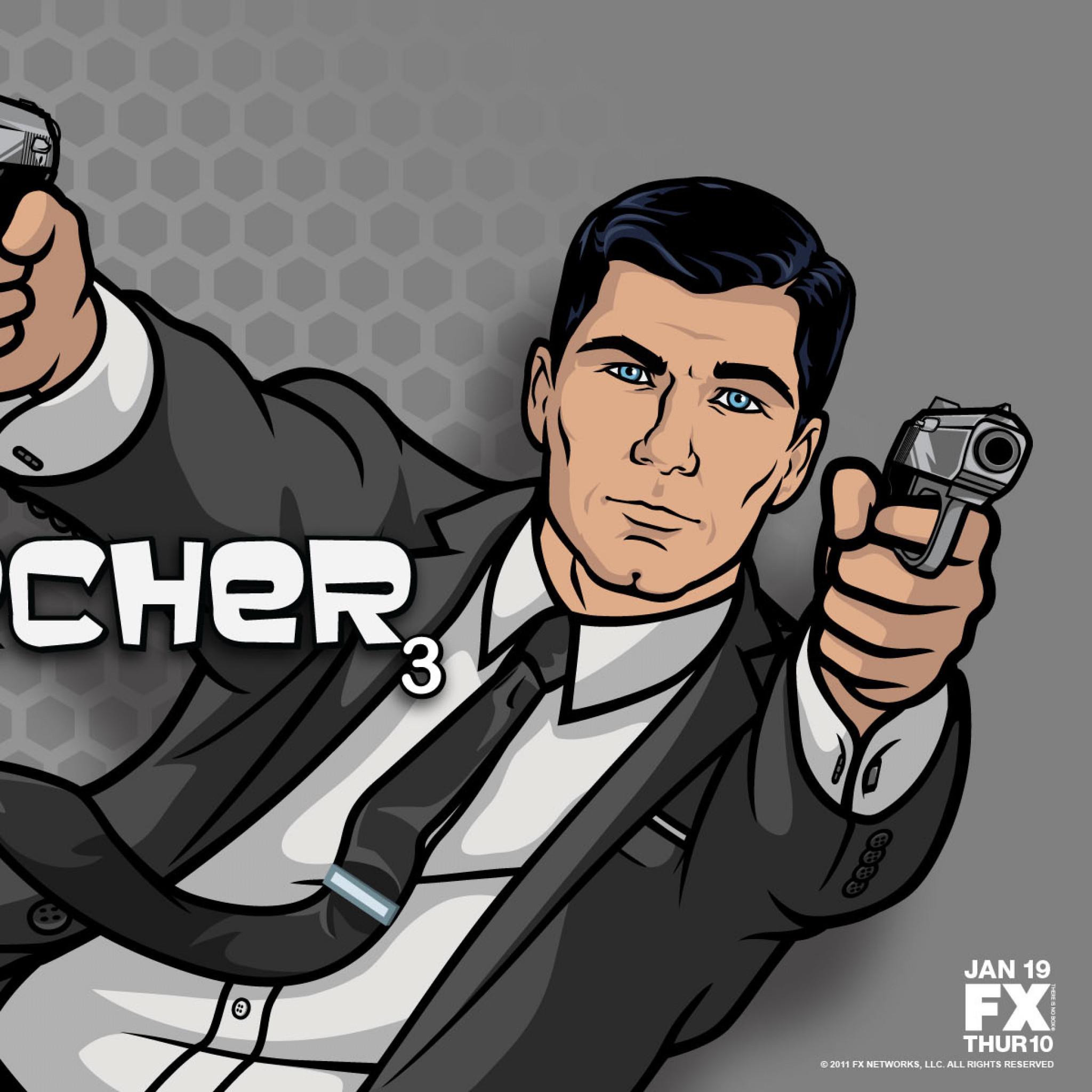 Archer Lana Kane Wallpaper (61+ Images