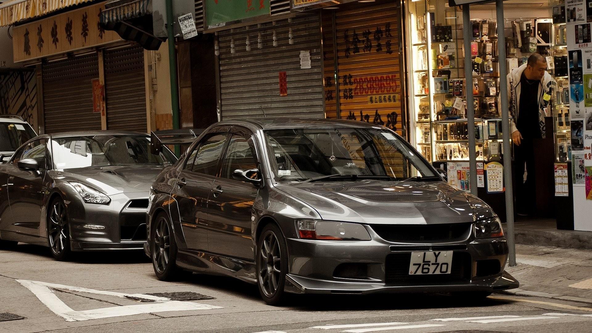 Mitsubishi Evo 8 Wallpaper (53+ images)