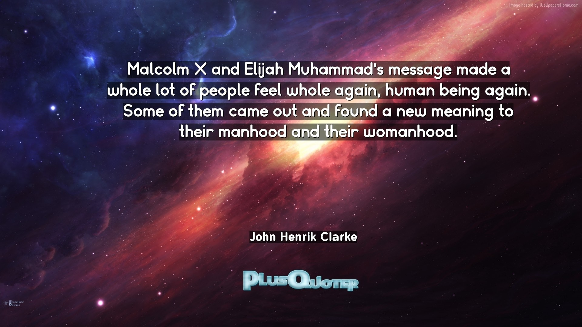 1920x1080 App Icon Malcolm X Quotes Source · Malcolm X and Elijah Muhammad s message  made a whole lot of people Download Wallpaper ...