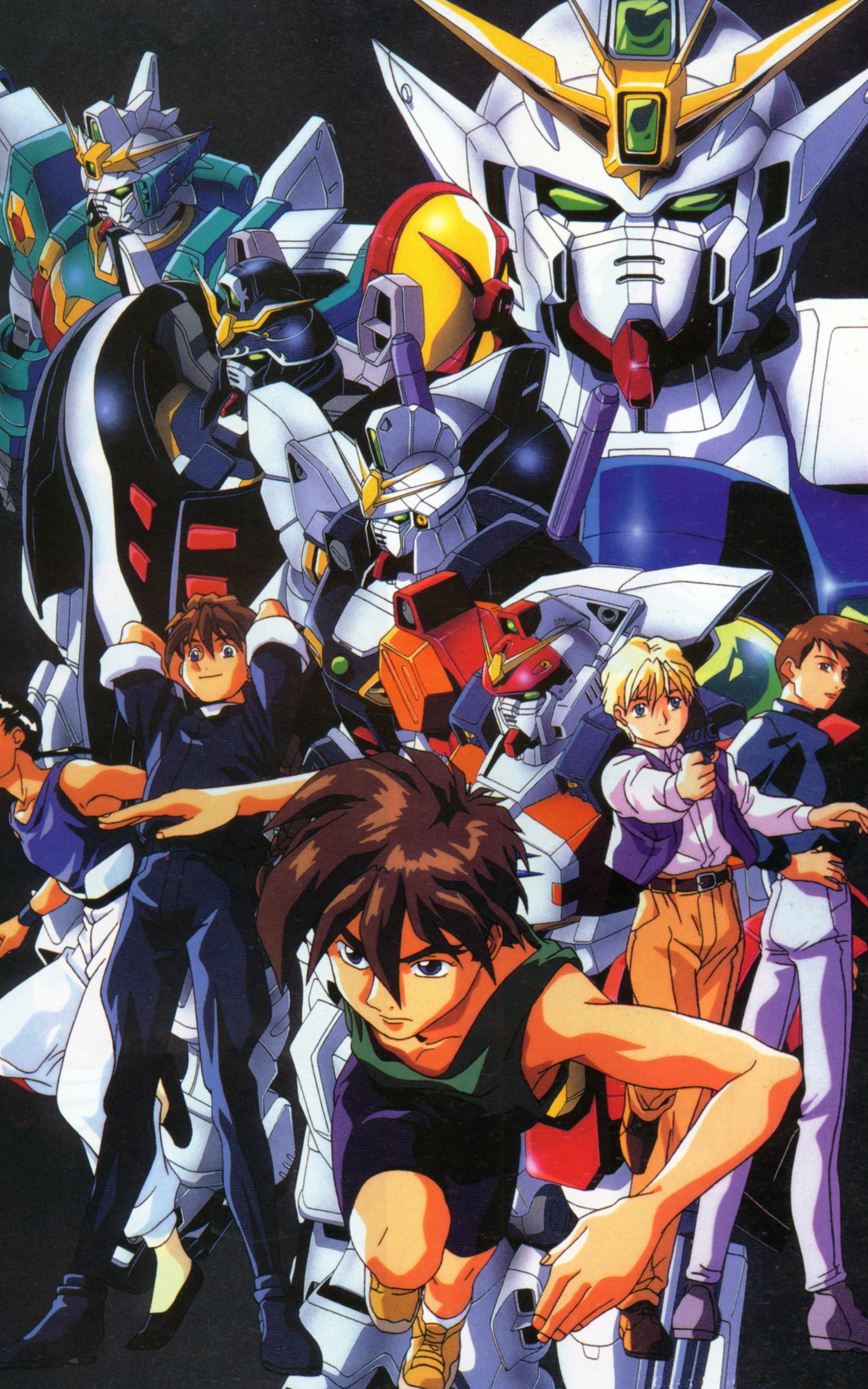 Gundam Wing Endless Waltz Wallpaper 65 Images