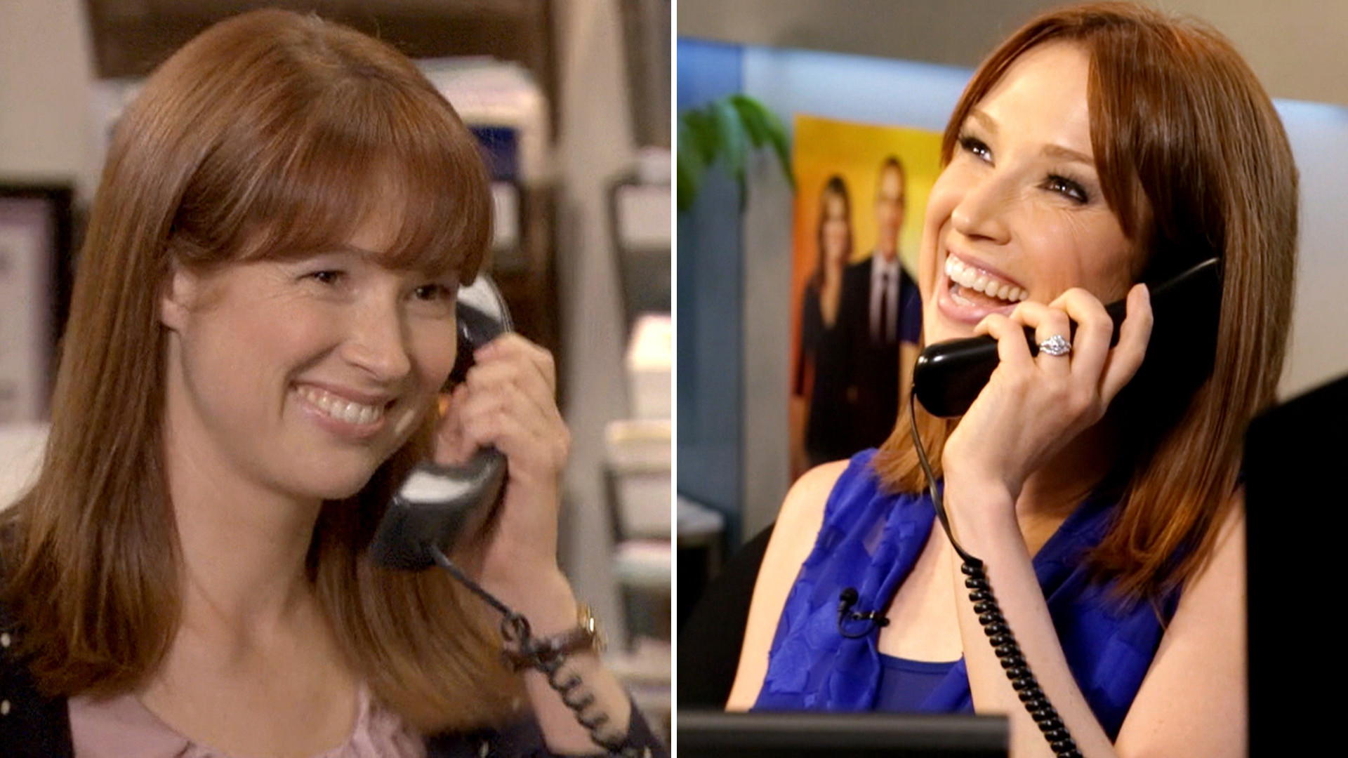 1920x1080 Ellie Kemper is back! Watch her channel 'The Office' in TODAY's office -  TODAY.com