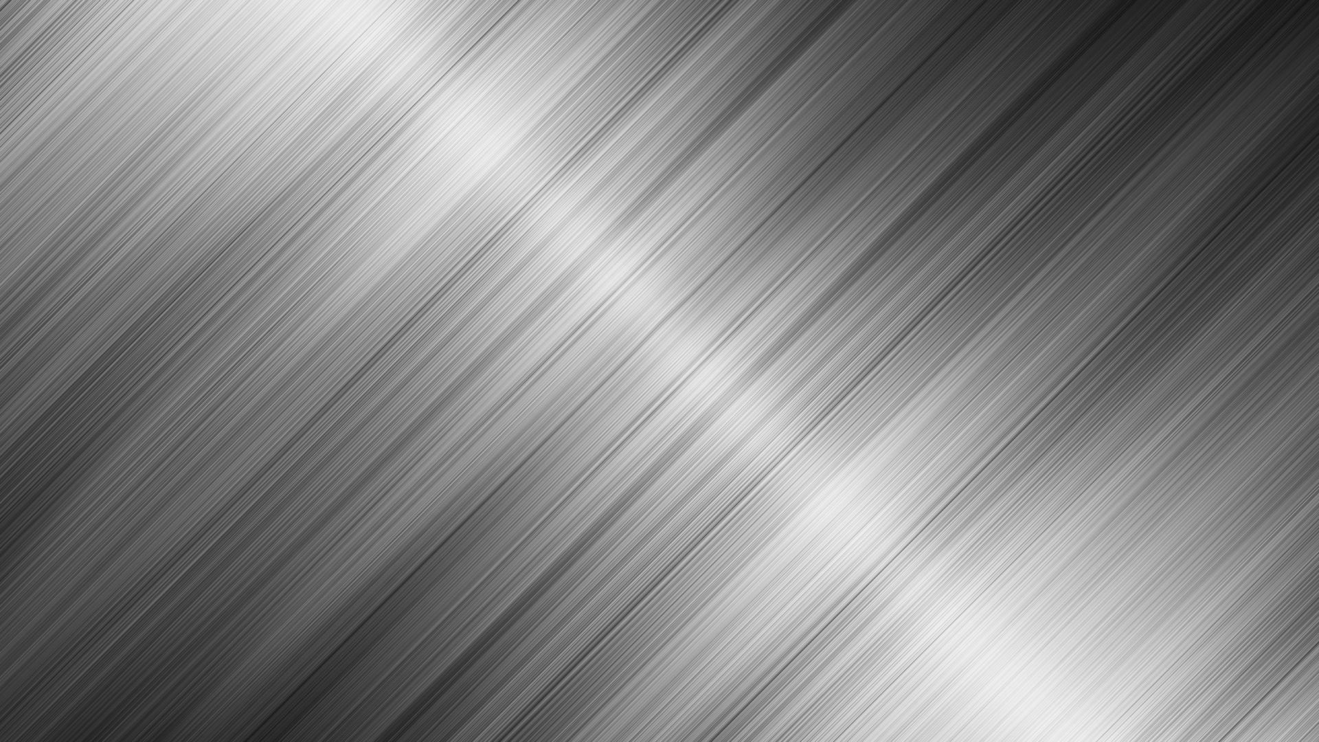 1920x1080 Black and Silver Metallic Wallpaper
