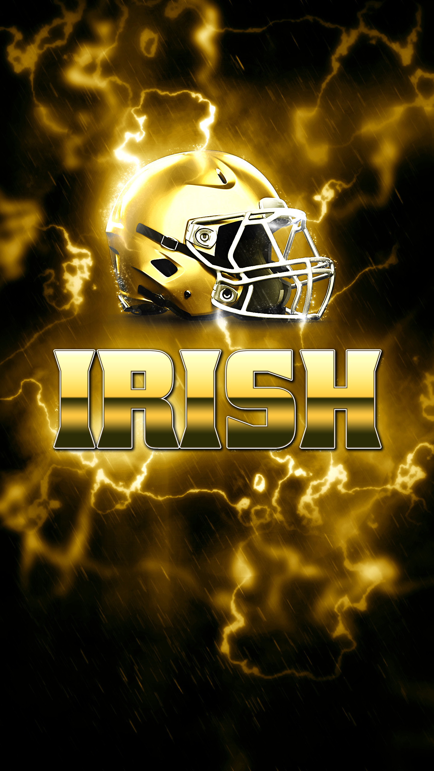 1440x2560 Res: 2560x1440, NOTRE DAME Fighting Irish college football ...