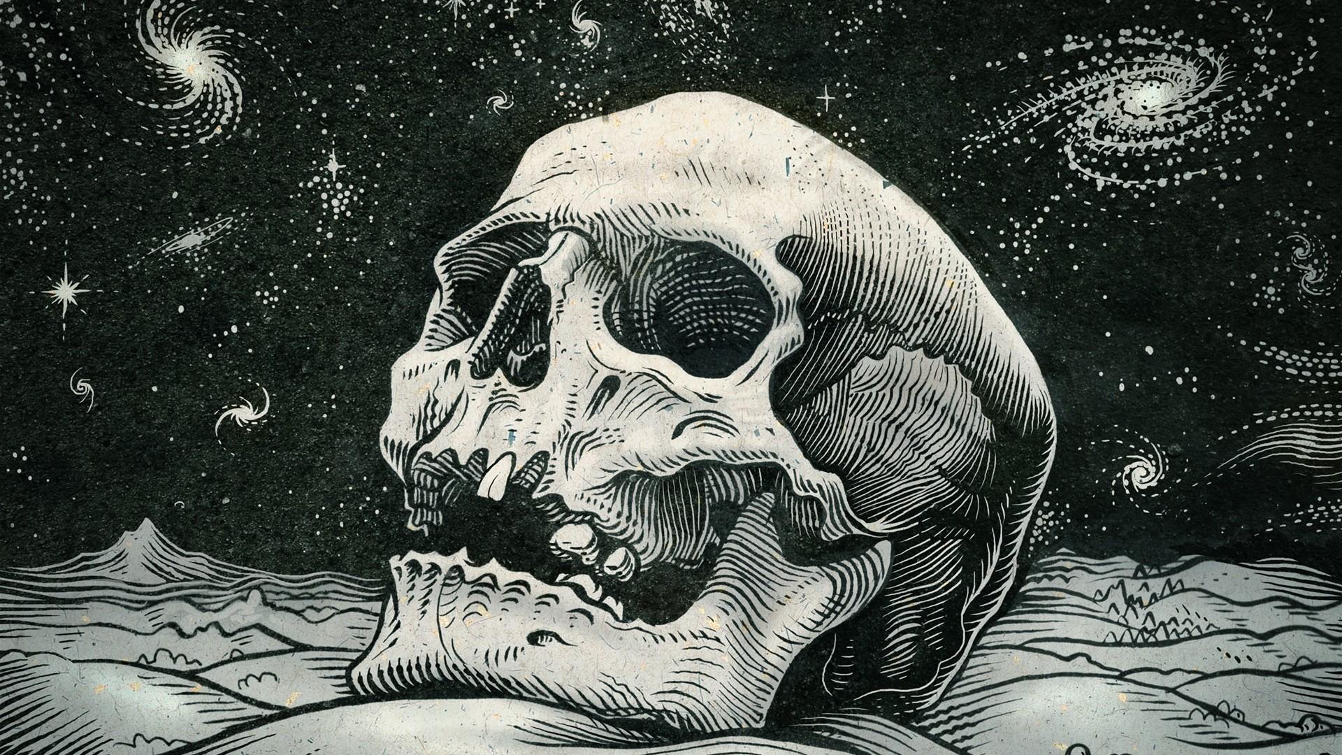 Pentagram wallpaper hd 58 images - Skeleton wallpaper ...