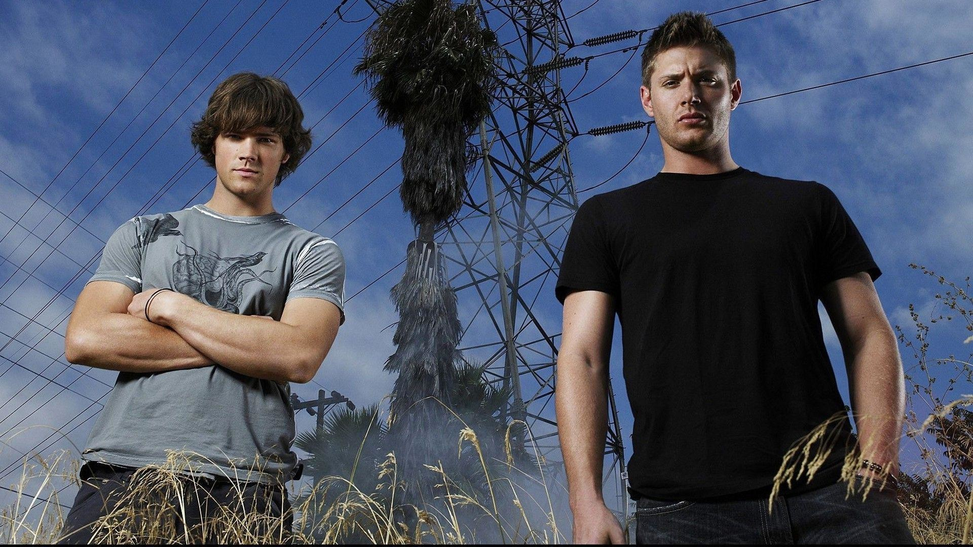 1920x1080 Sam And Dean Winchester Wallpaper