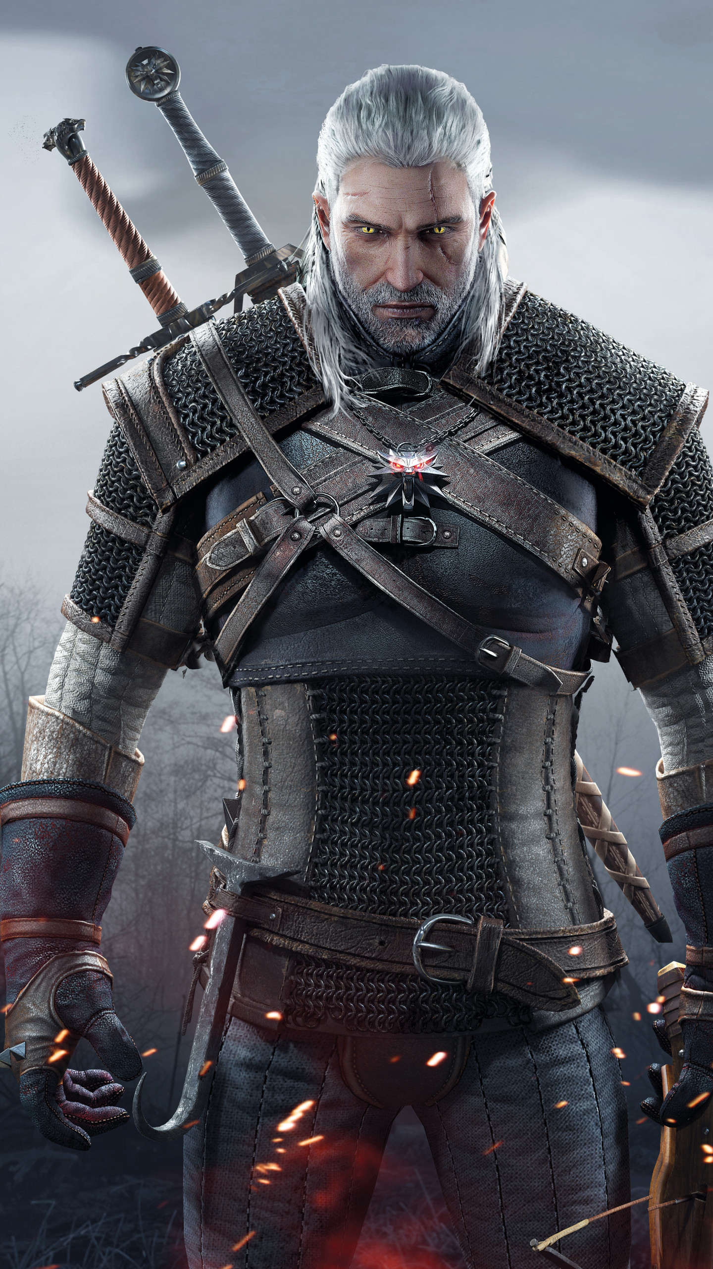 Witcher 3 Iphone Wallpaper 76 Images