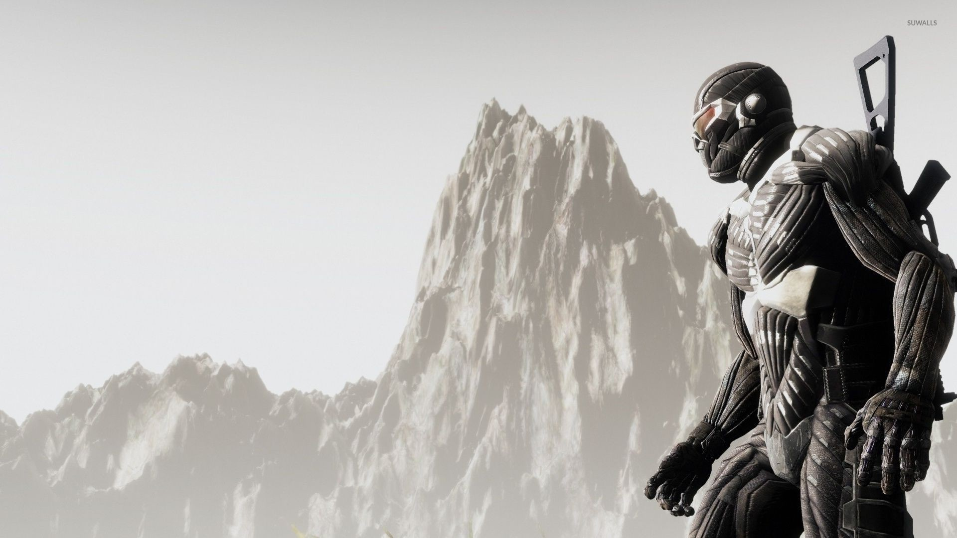 1920x1080 Nomad - Crysis 2 wallpaper