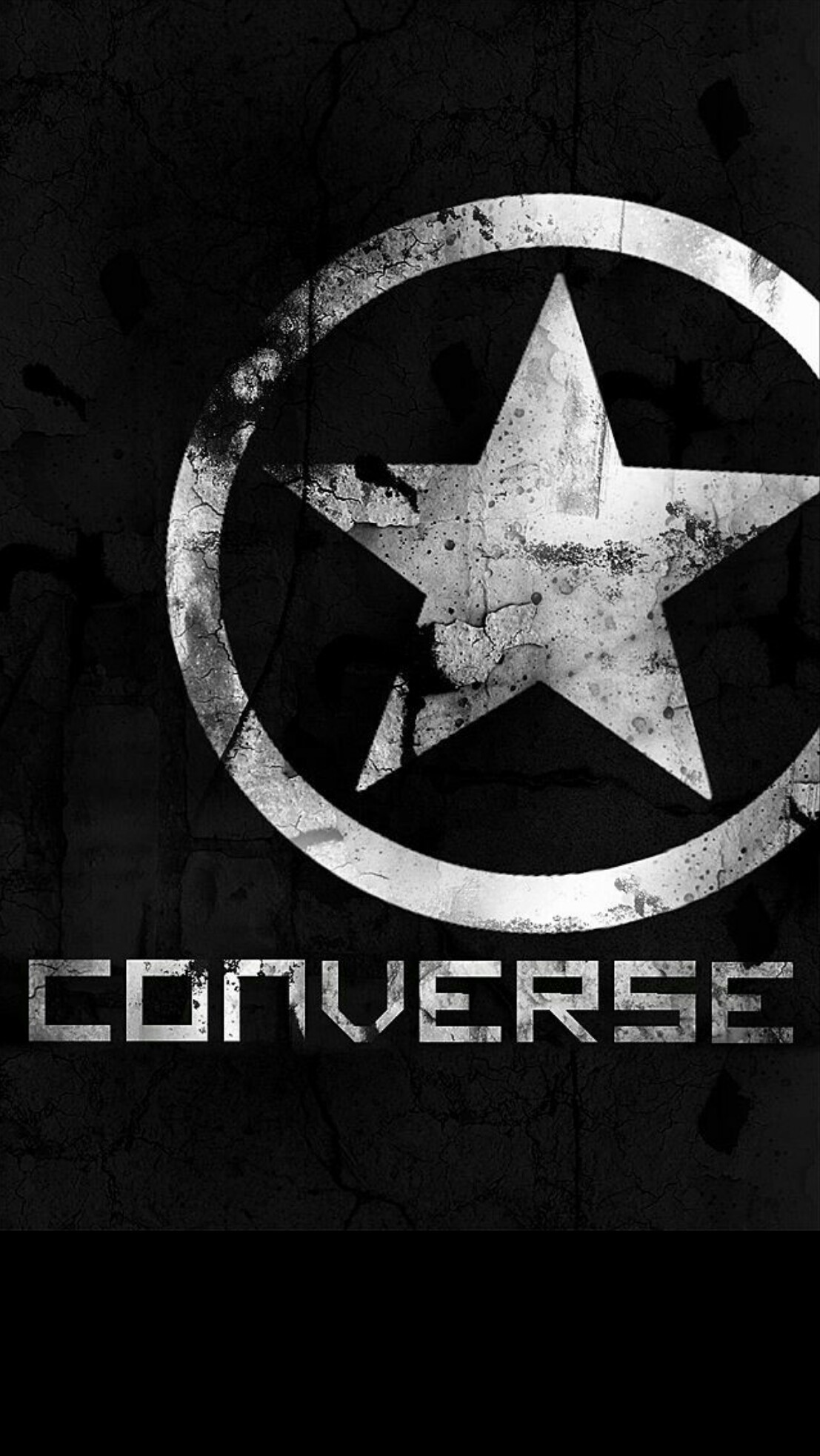 1107x1965 #converse #black #wallpaper #iPhone #android