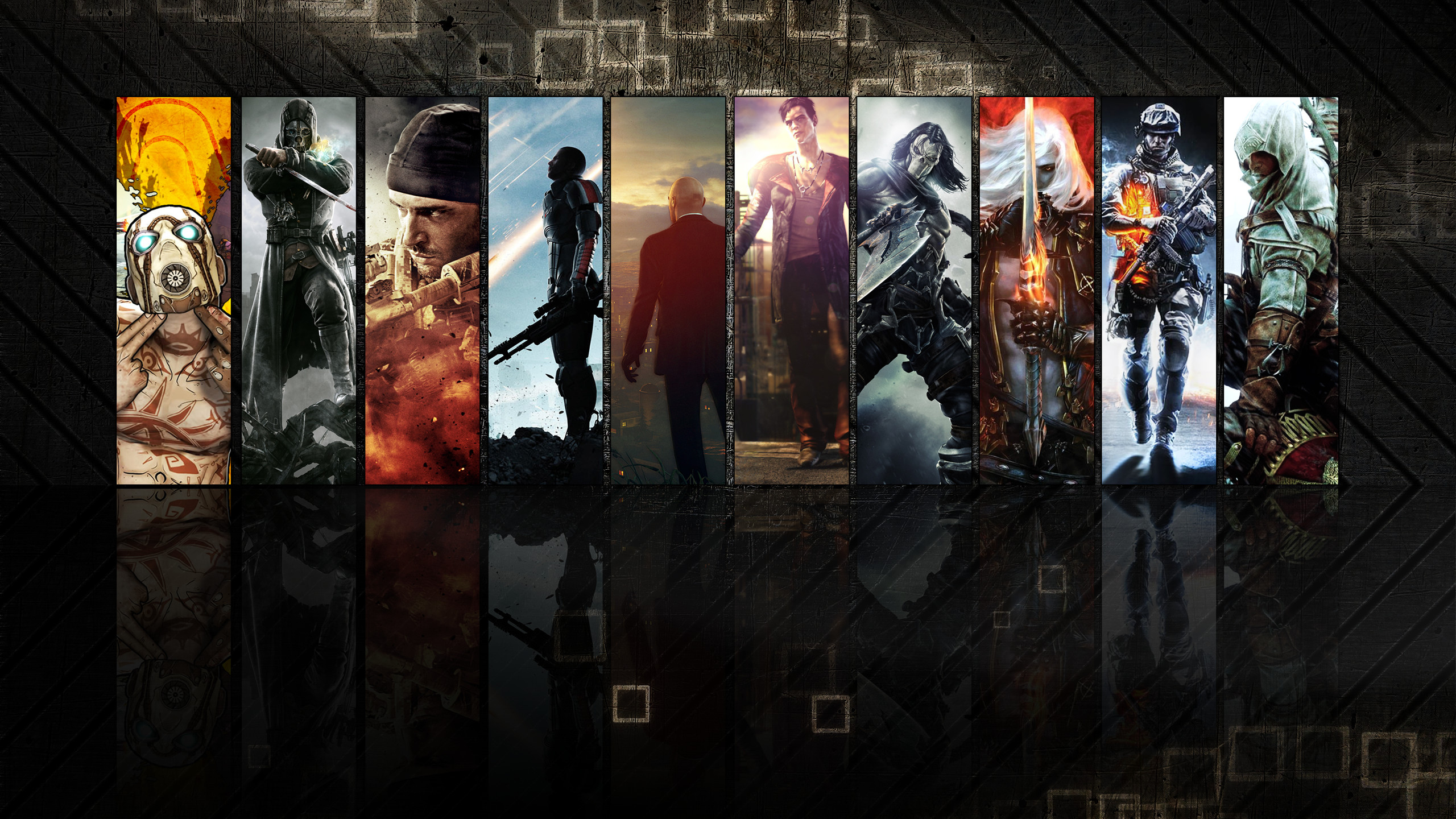 10 Latest Video Game Wallpapers 2560x1440 Full Hd 1080p: Gaming Wallpapers 2560 X 1440 (76+ Images