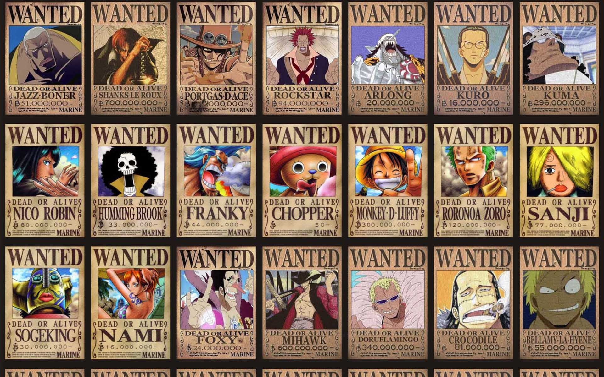 1920x1200 One Piece Logo Wallpaper For Android Phone