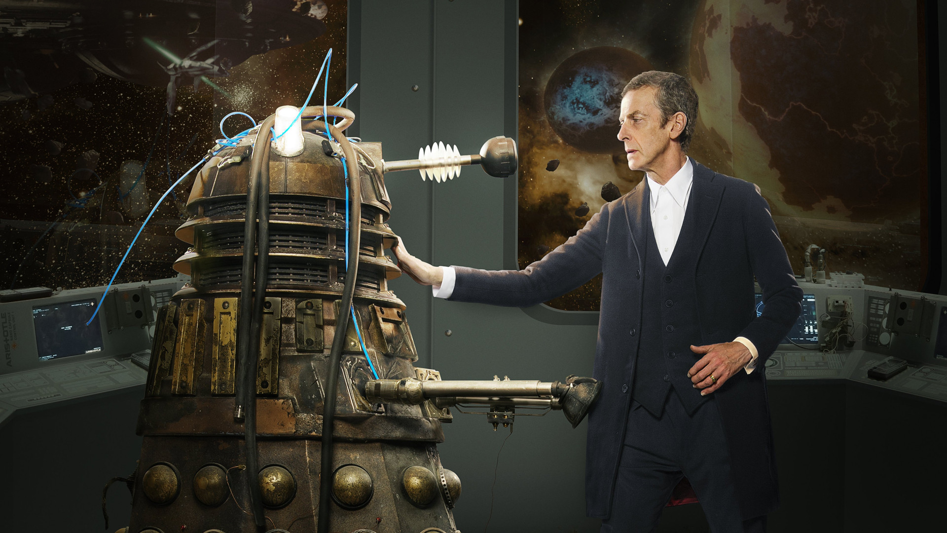 "1920x1080 ""Into The Dalek"" Episode 2 - S8"