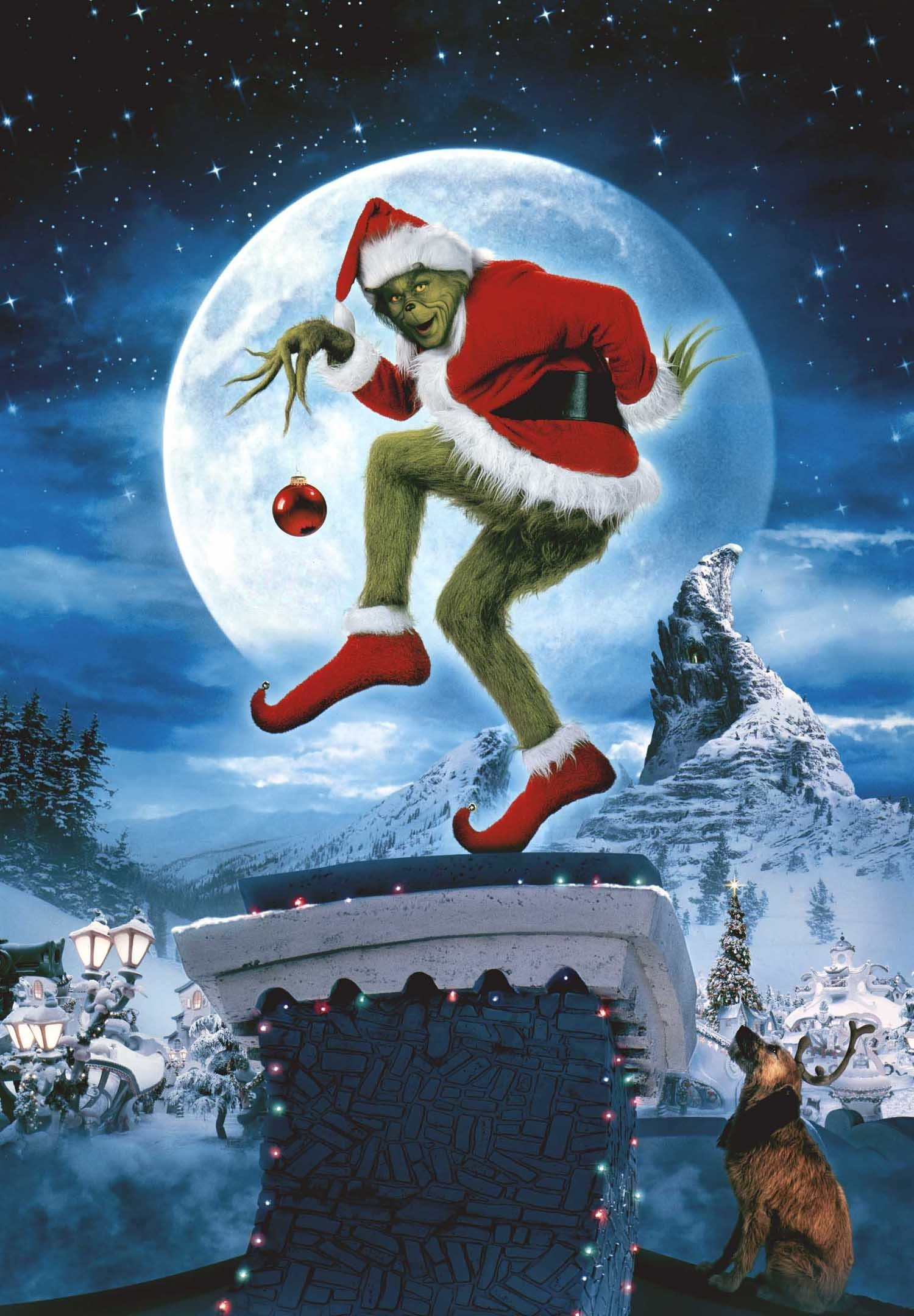 Christmas Wallpaper The Grinch 73 Images