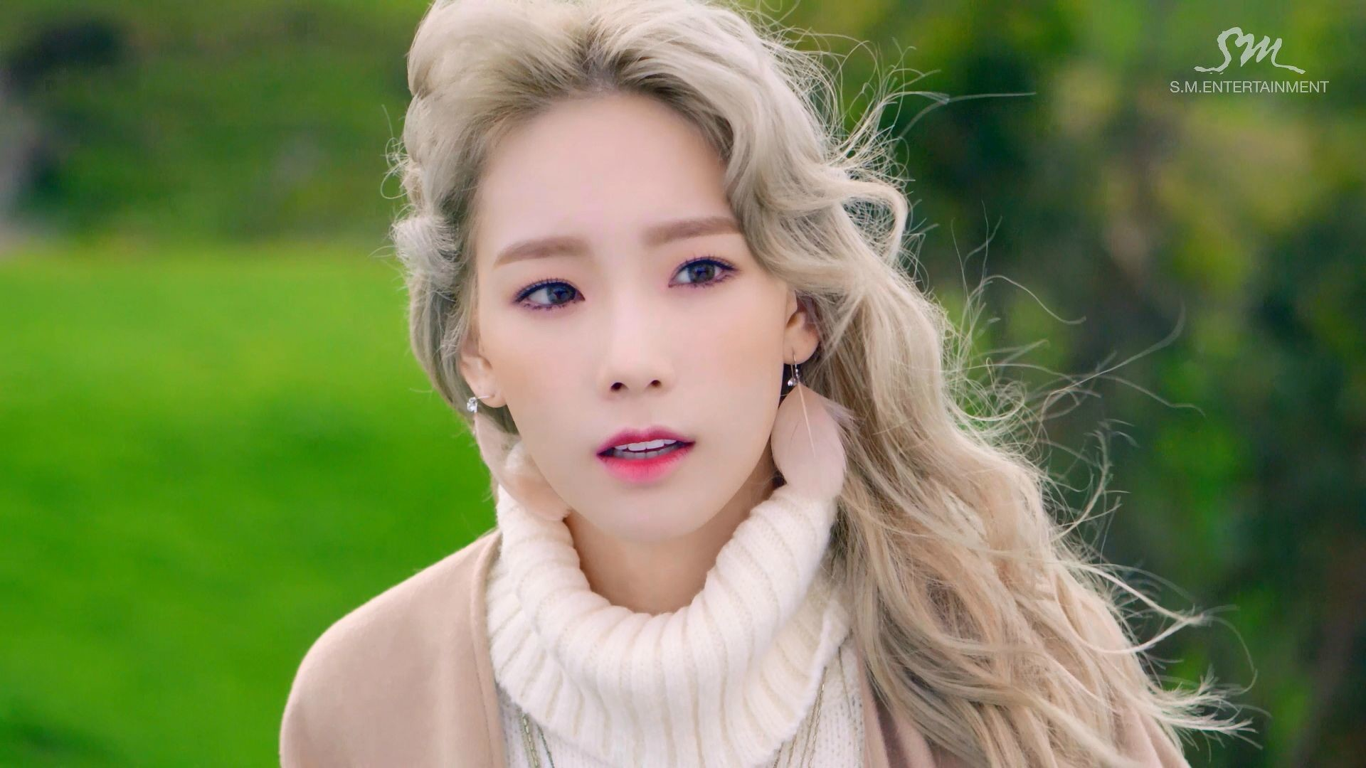 1920x1080 Taeyeon ashy blonde | Asian Shades of Blonde | Pinterest | SNSD and Girls  generation