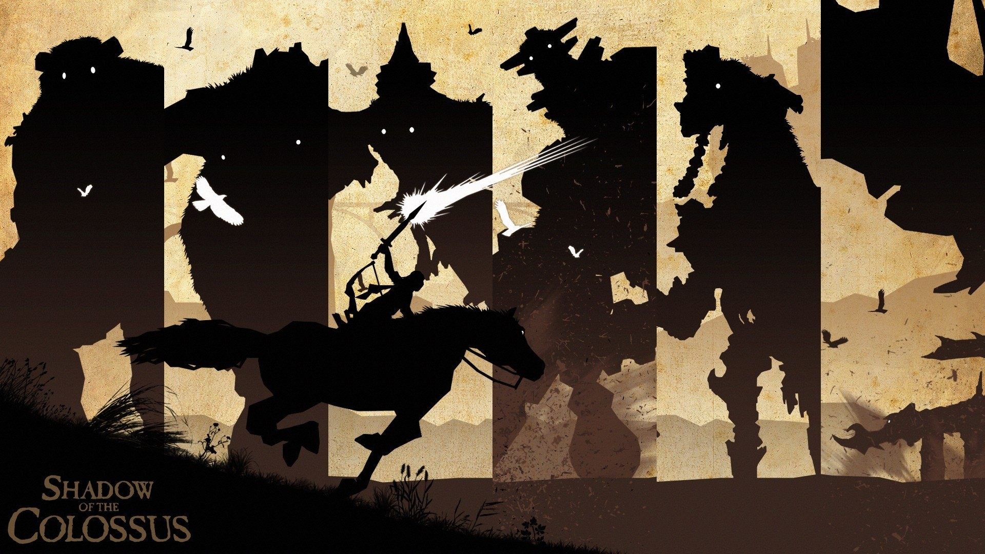 Shadow of the Colossus Wallpapers (73+ images)