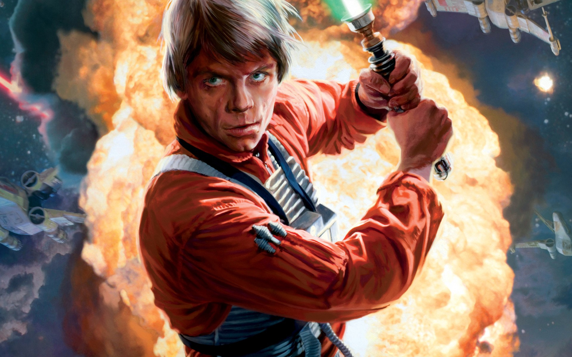 Star Wars Luke Skywalker Wallpaper 72 Images