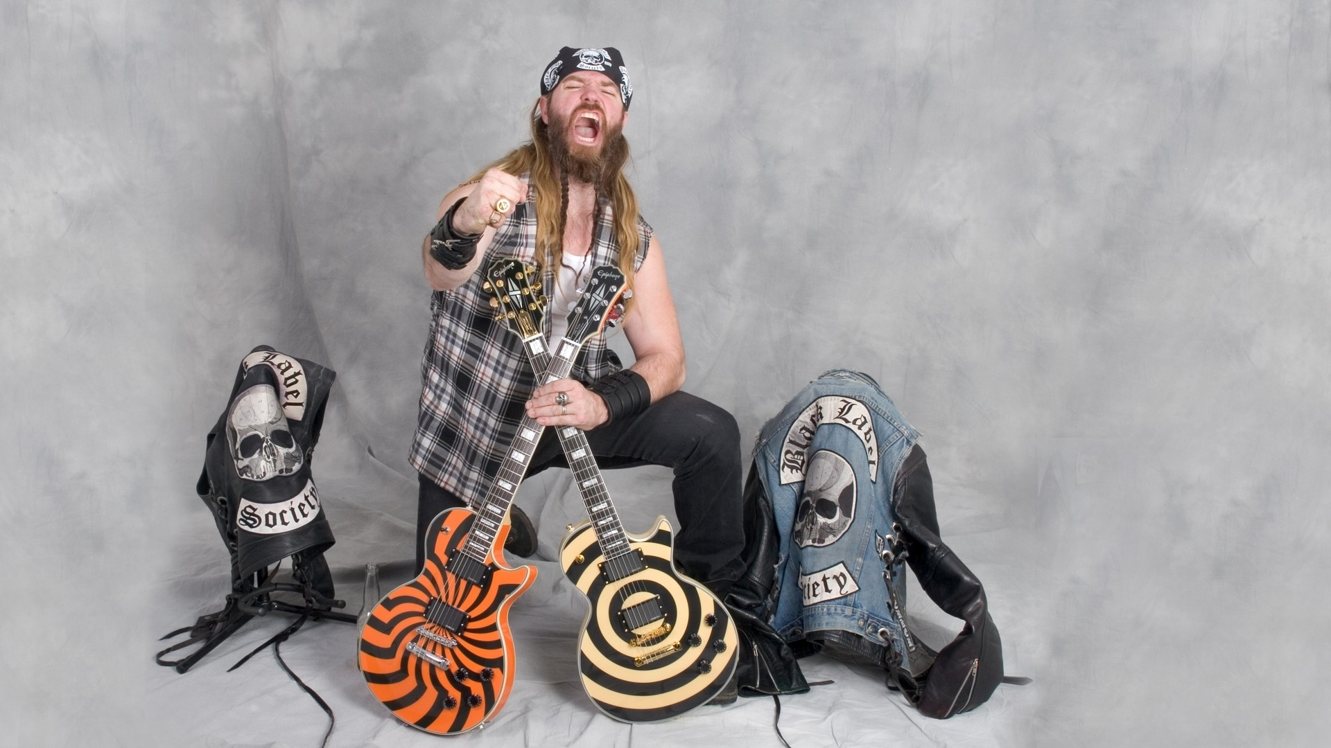 1920x1080 Music - Zakk Wylde Black Label Society Guitar Guitarist Heavy Metal  Wallpaper