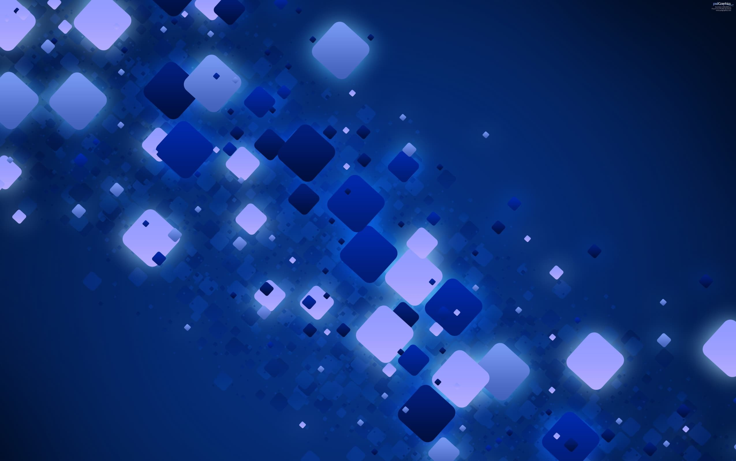 2550x1600 photo of Blue abstract