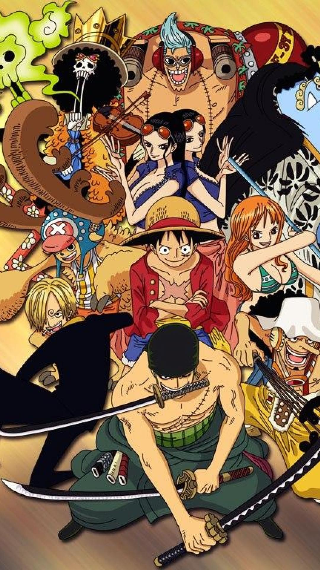 1080x1920 One Piece Retina iPhone 6