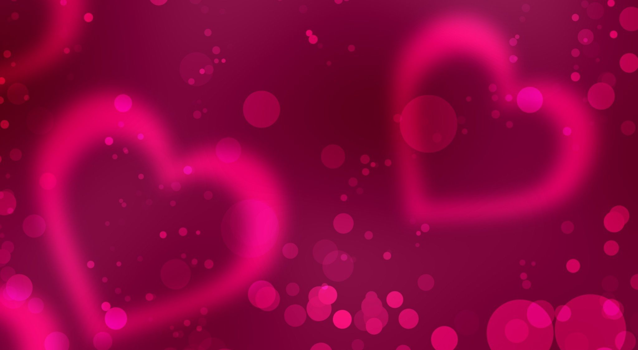 pink heart wallpaper (75+ images)