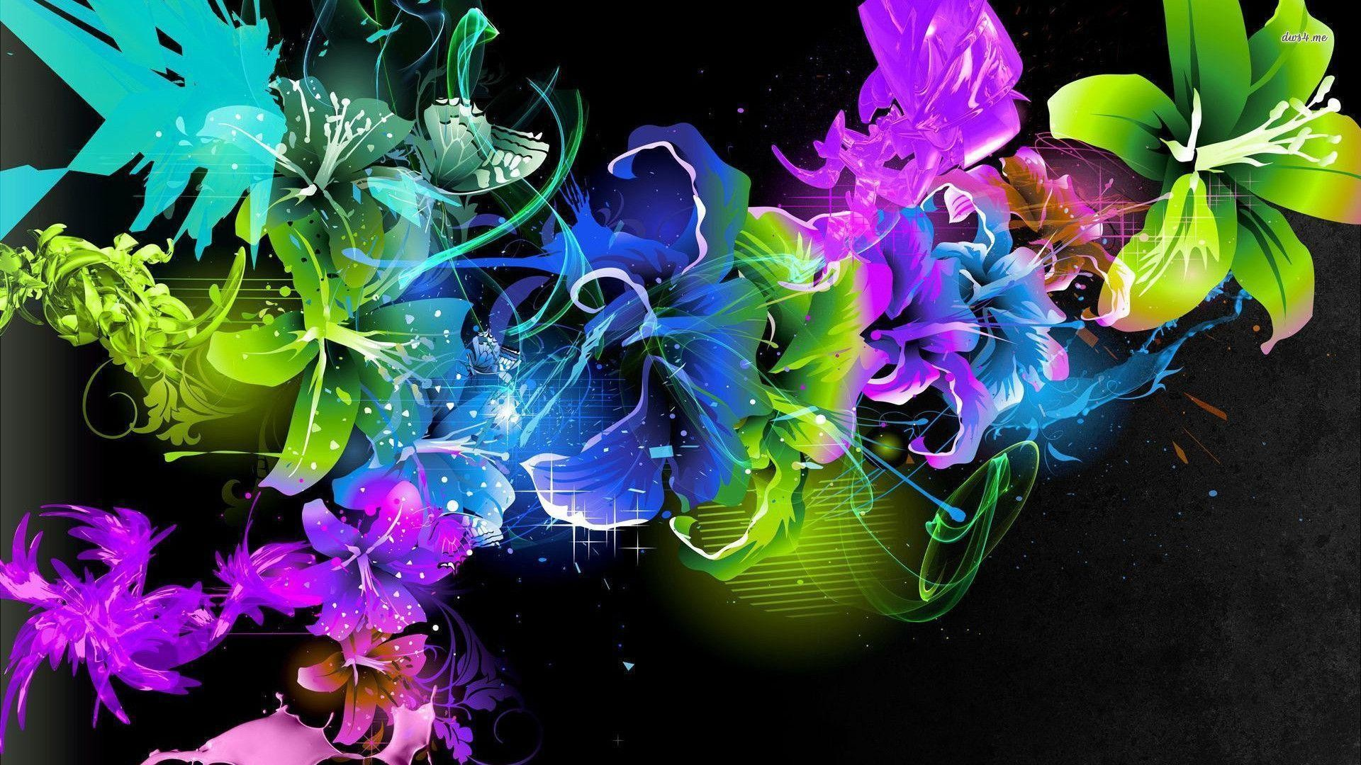 1920x1080 Colorful-Flowers-wallpaper | HD Wallpapers|Nature Wallpapers