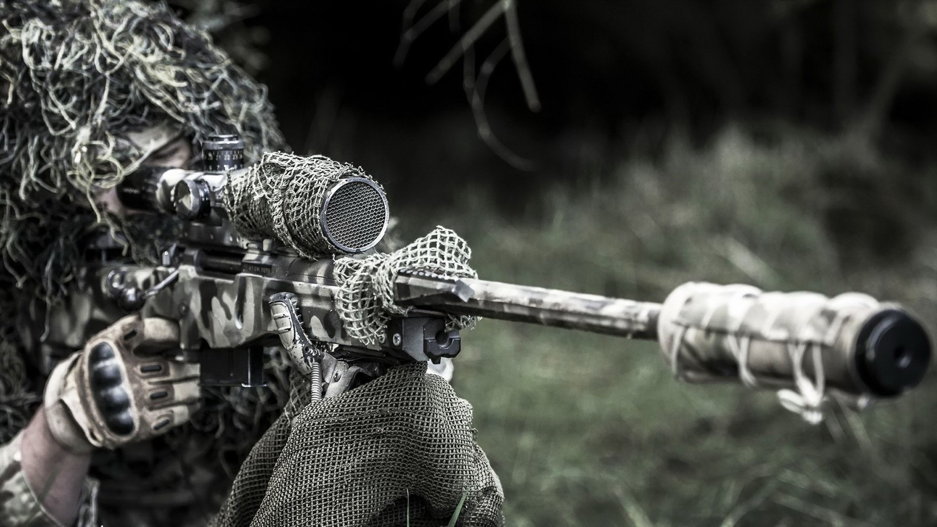 Sniper Rifle Snipers Artwork Wallpapers Hd Desktop And: Sniper Wallpaper (72+ Images