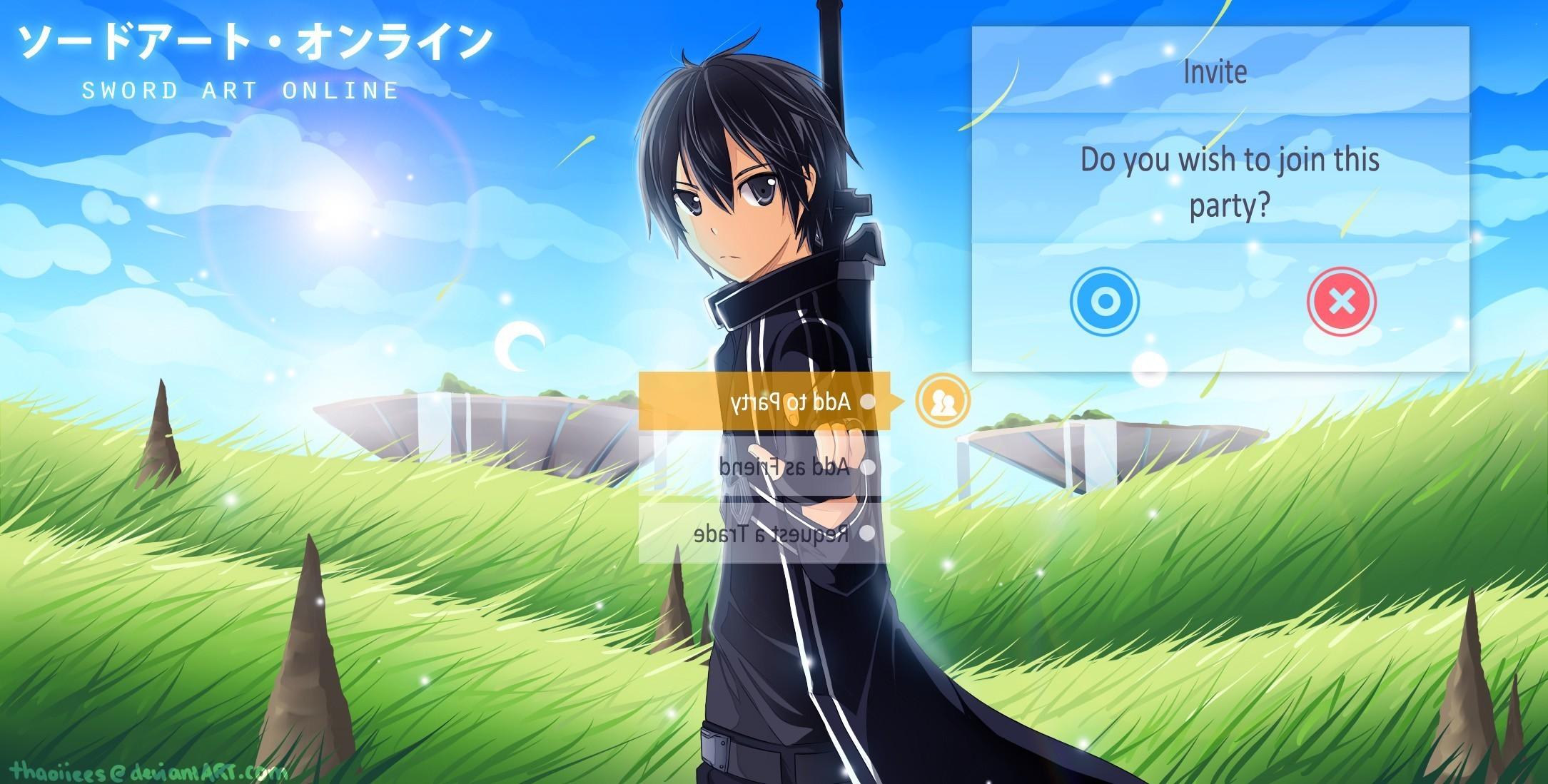 Sword art online wallpaper hd 80 images - Anime mobile wallpaper ...