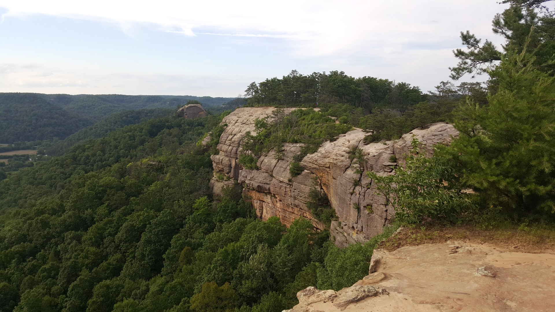 1920x1080 Hiking Red River Gorge | Login.