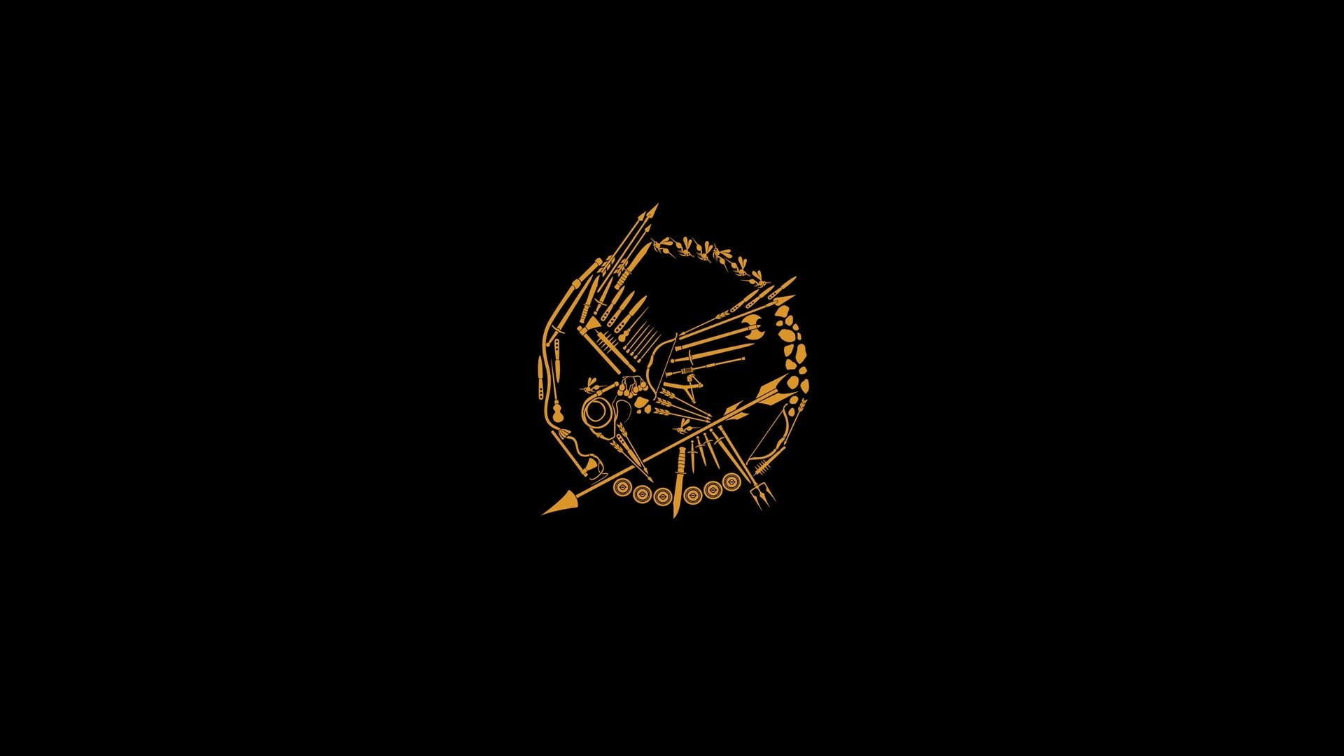 1920x1080 Movie - The Hunger Games Mockingjay Wallpaper