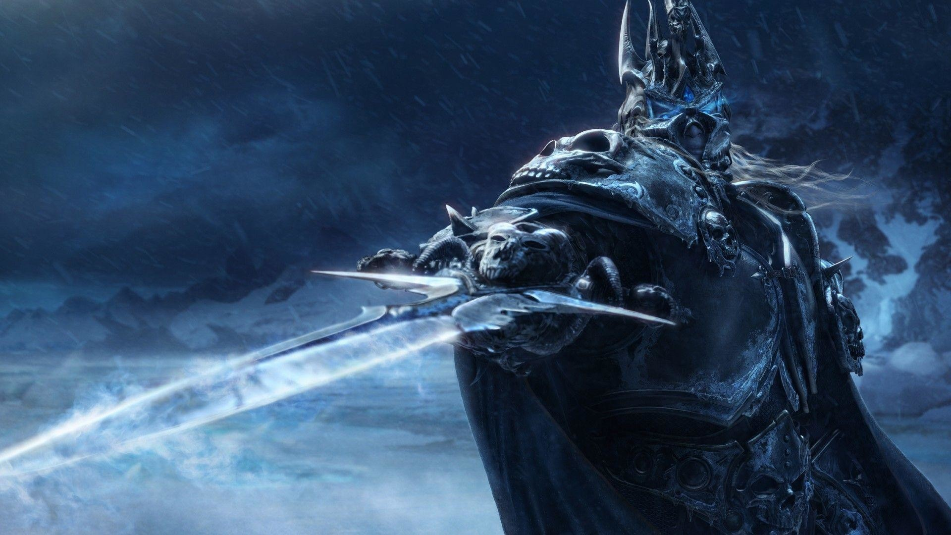 The Lich King Wallpaper 80 Images
