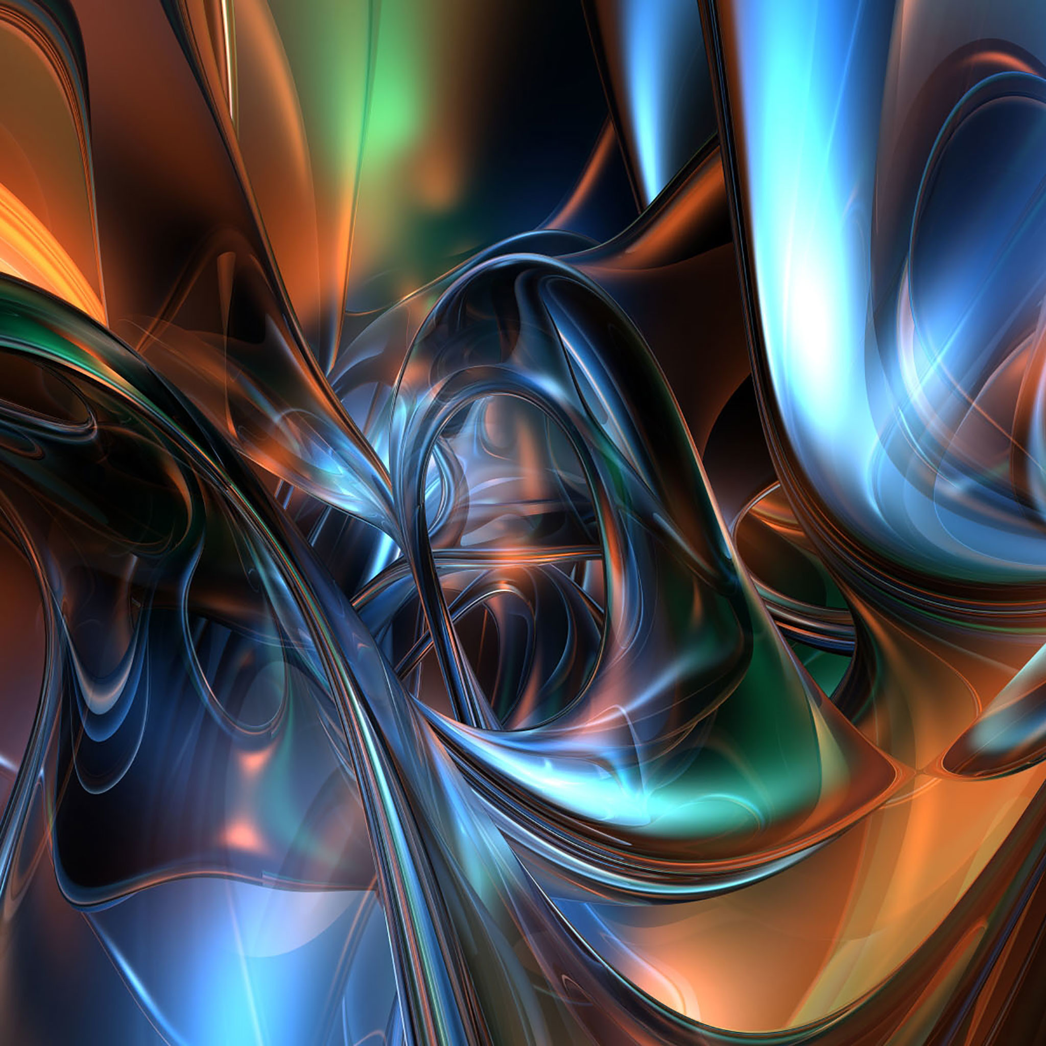 IPad Mini 3D Abstract Wallpaper (78+ images)