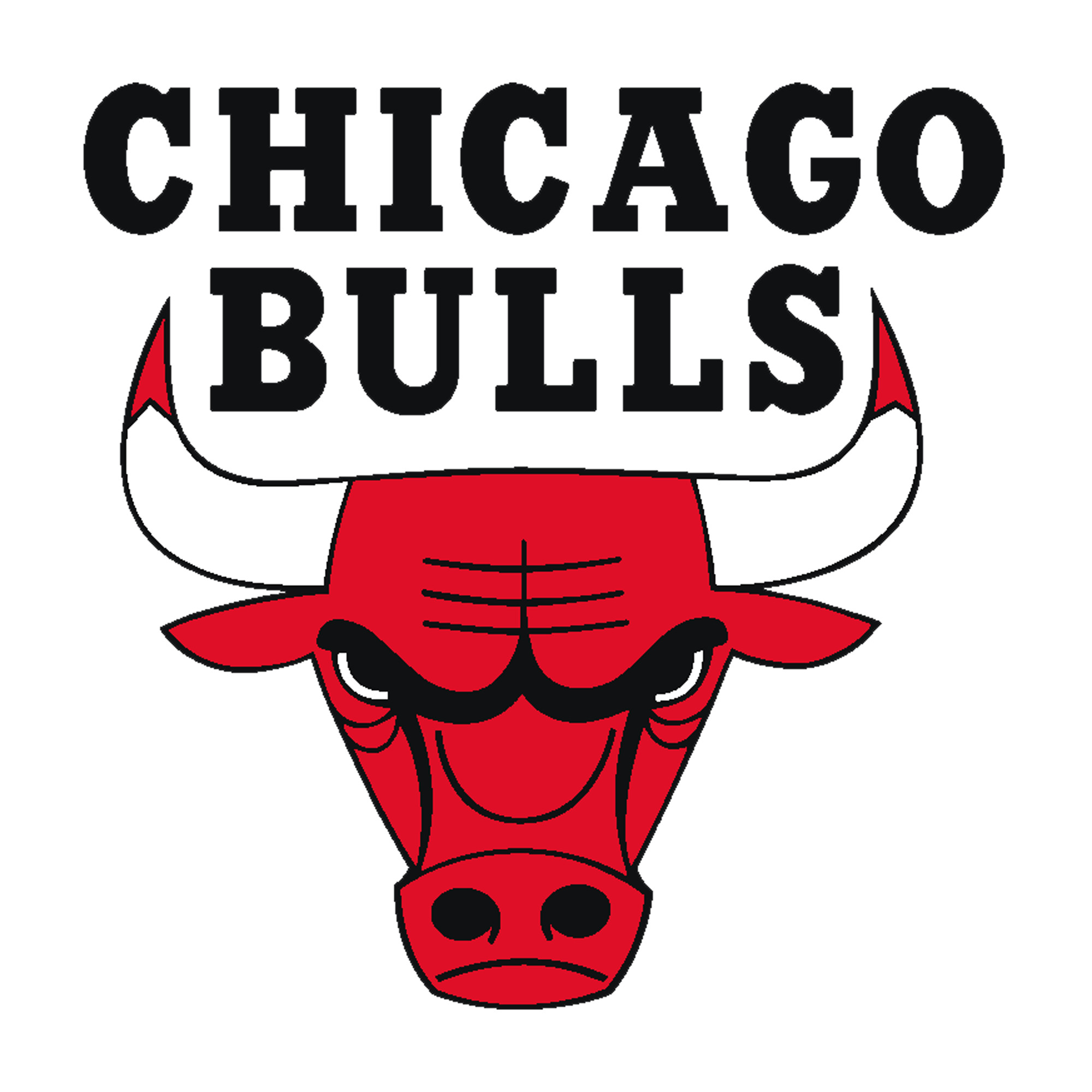 2000x2000 Chicago bulls logo wallpapers