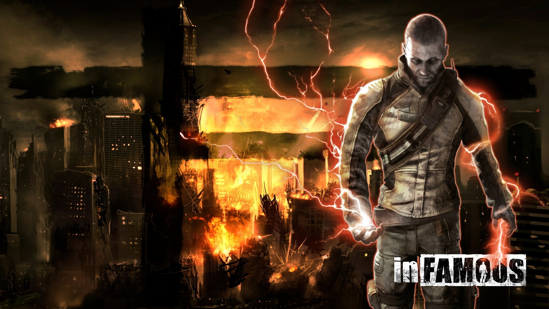 1920x1080 Best video game ever, besides inFamous 2