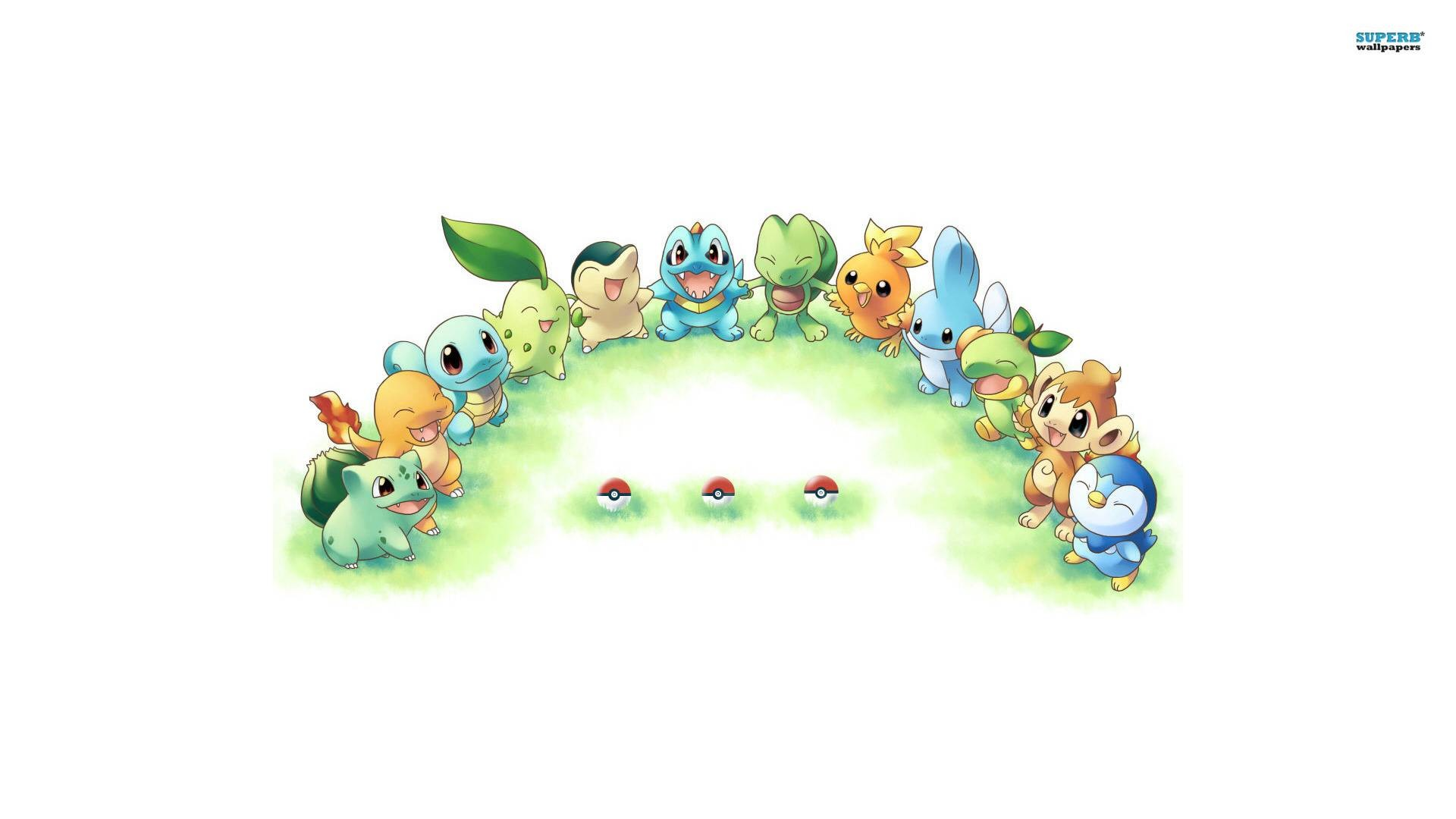 1920x1080 Wallpapers For > Cute Bulbasaur Wallpaper