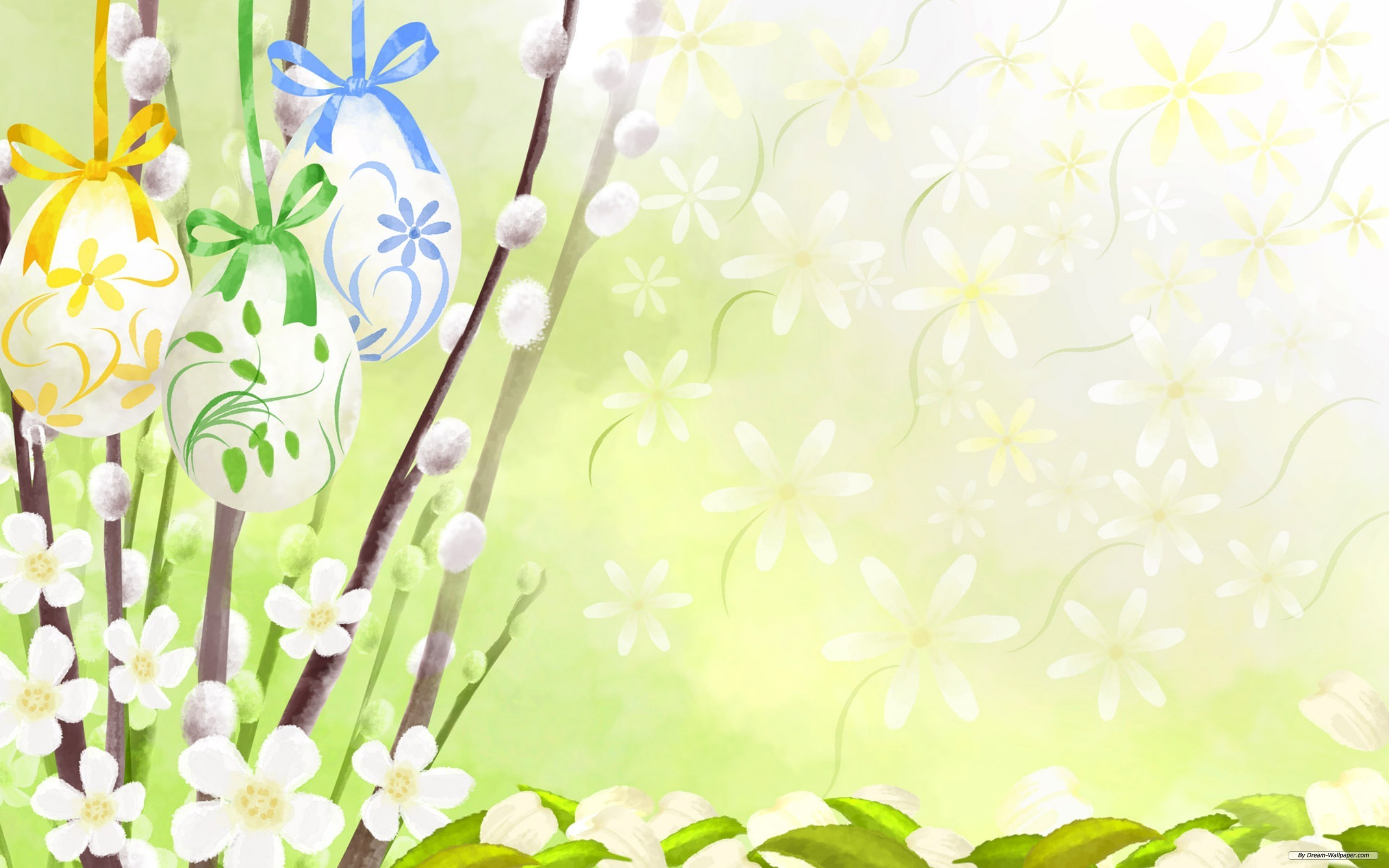 2560x1600 Easter Wallpapers HD Download
