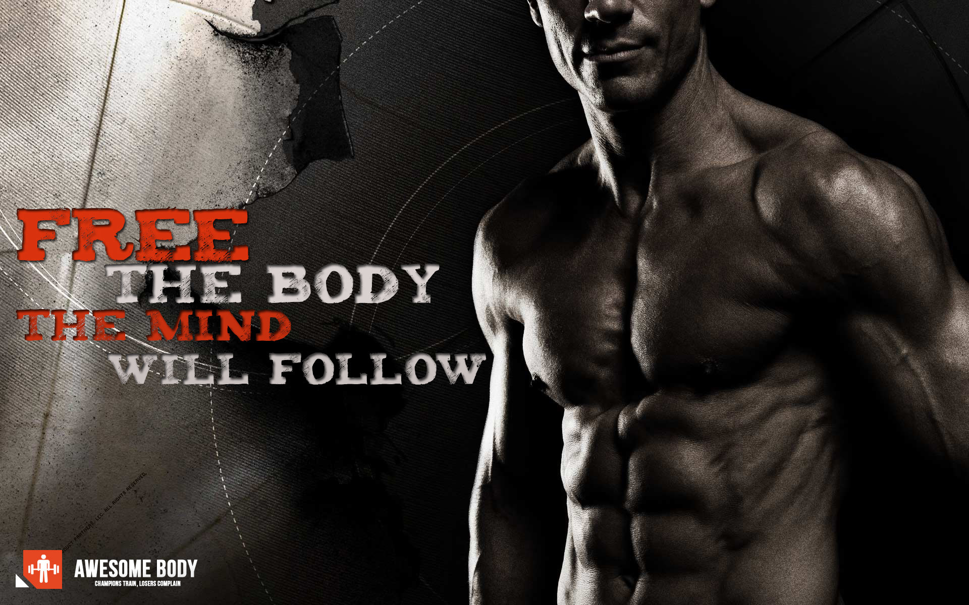 Exceptional 1920x1280 Hit The Gym Motivational Wallpaper For Mobile Quotationwalls