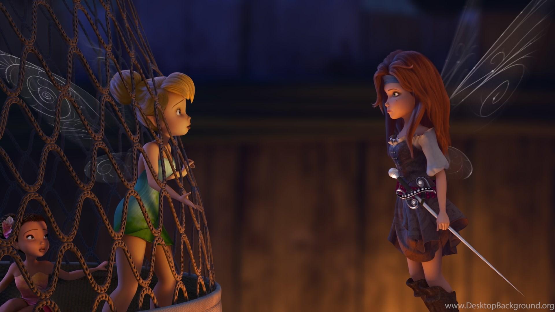 Tinkerbell y los piratas