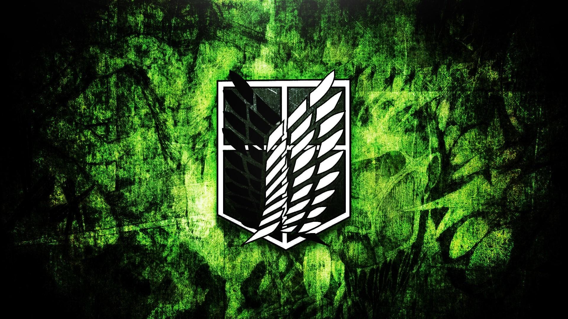 Attack on Titan Logo Wallpaper (73+ images)