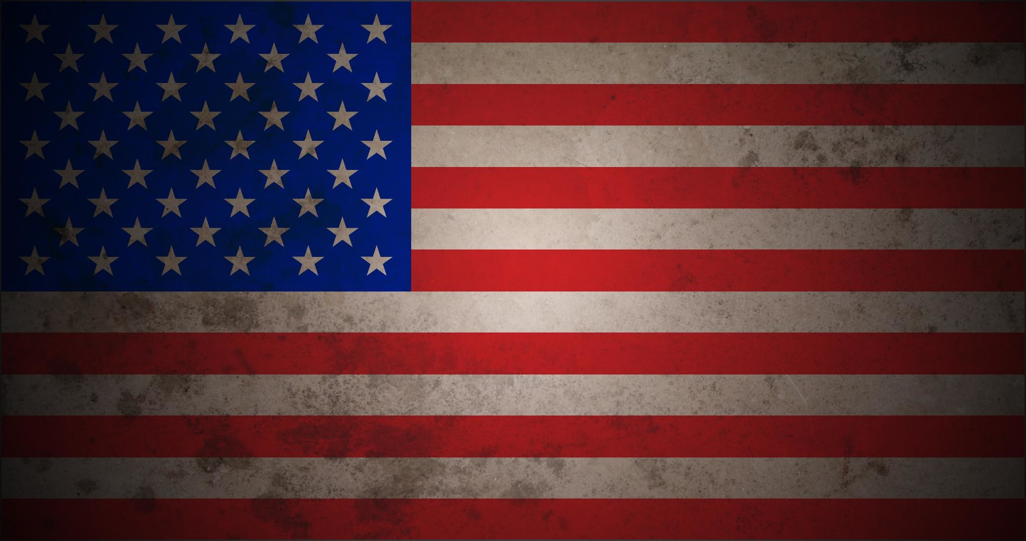 2076x1095 american flag desktop wallpaper - www.