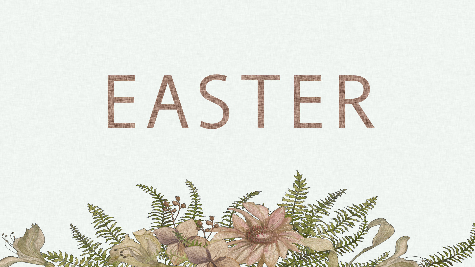 1920x1080 Easter Sunday