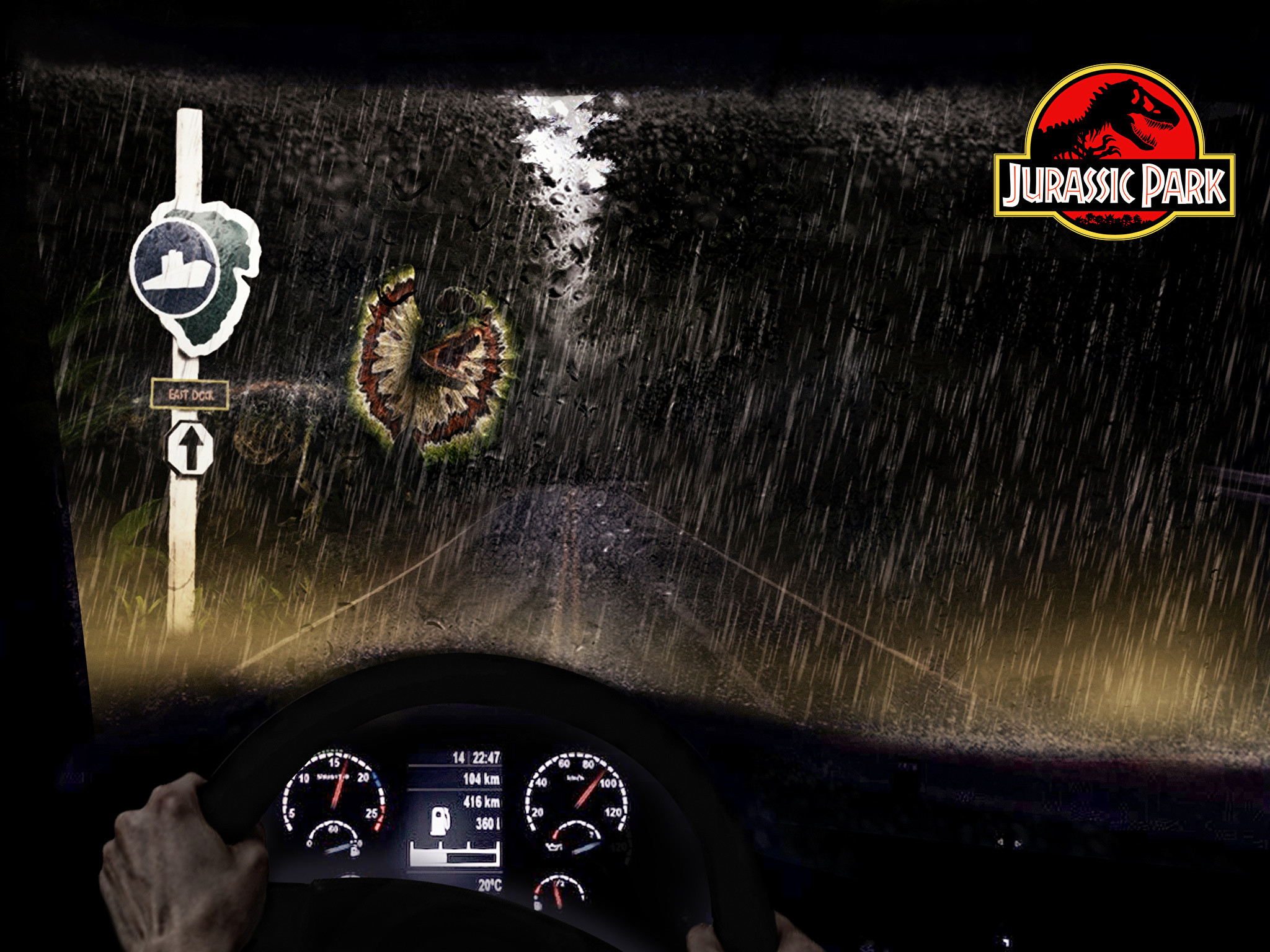 Jurassic Park Wallpapers (71+ Images