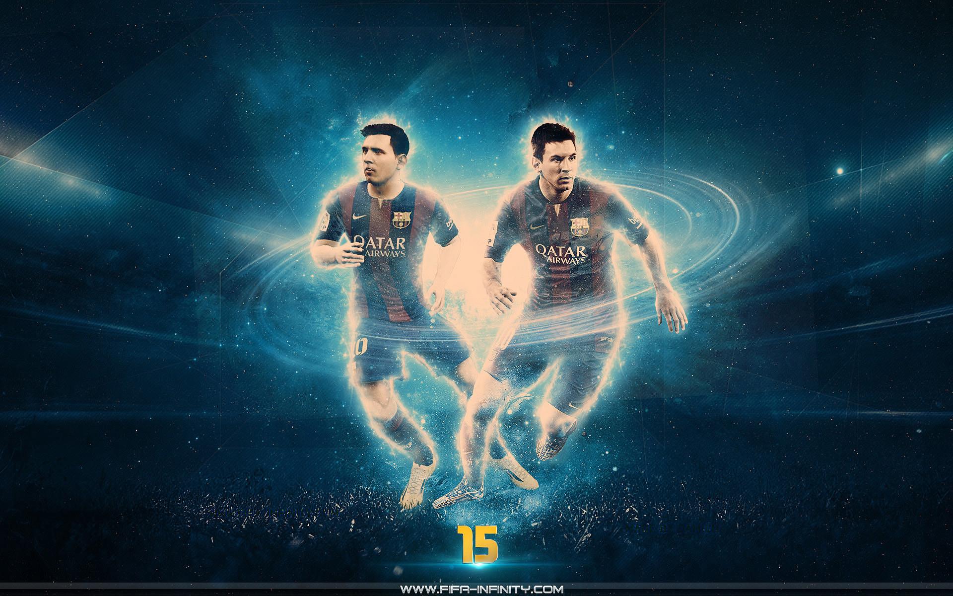 Messi Fifa 15 Wallpaper (80+ images)