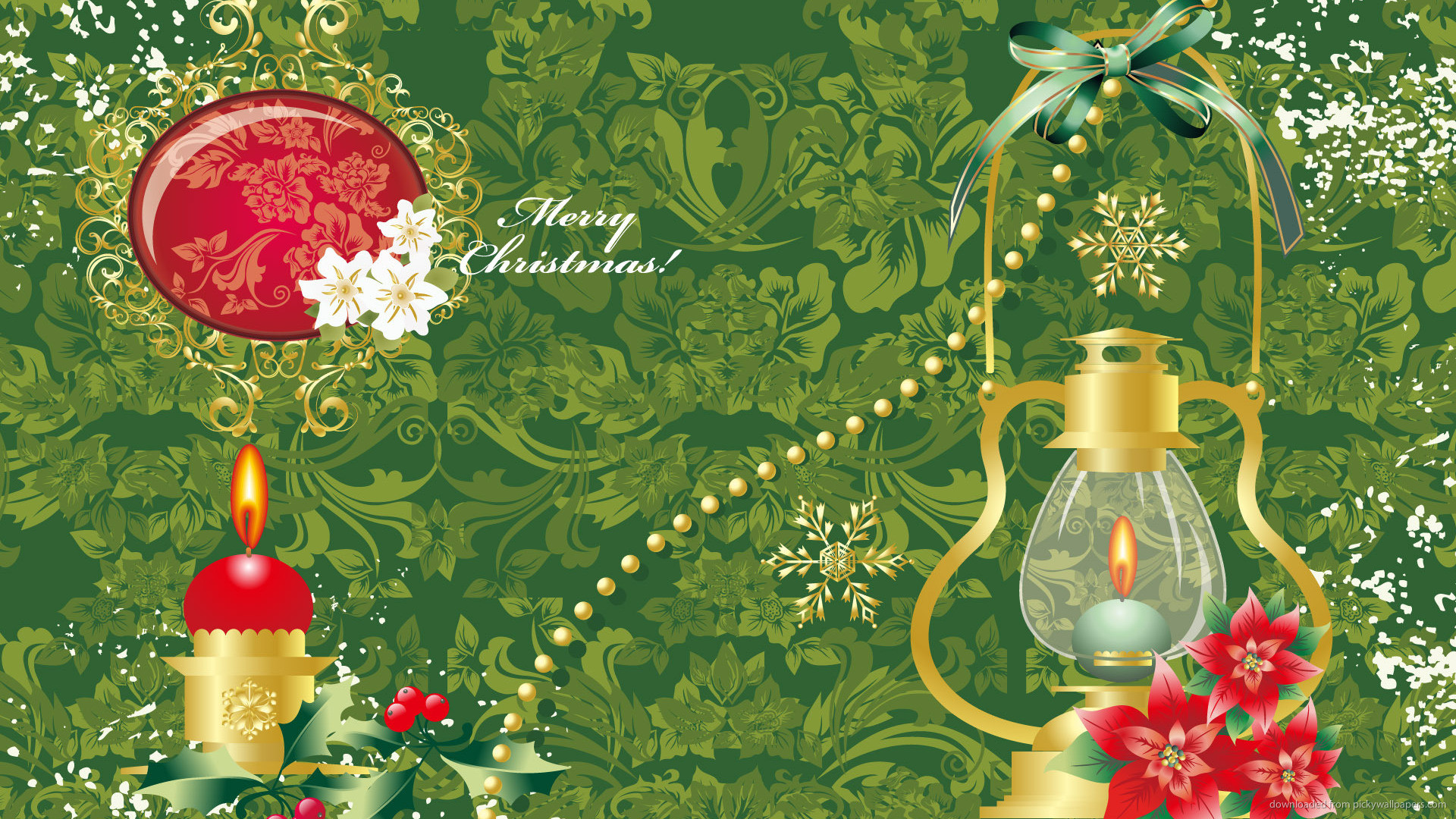 Old Fashioned Christmas Wallpaper (38+ images)